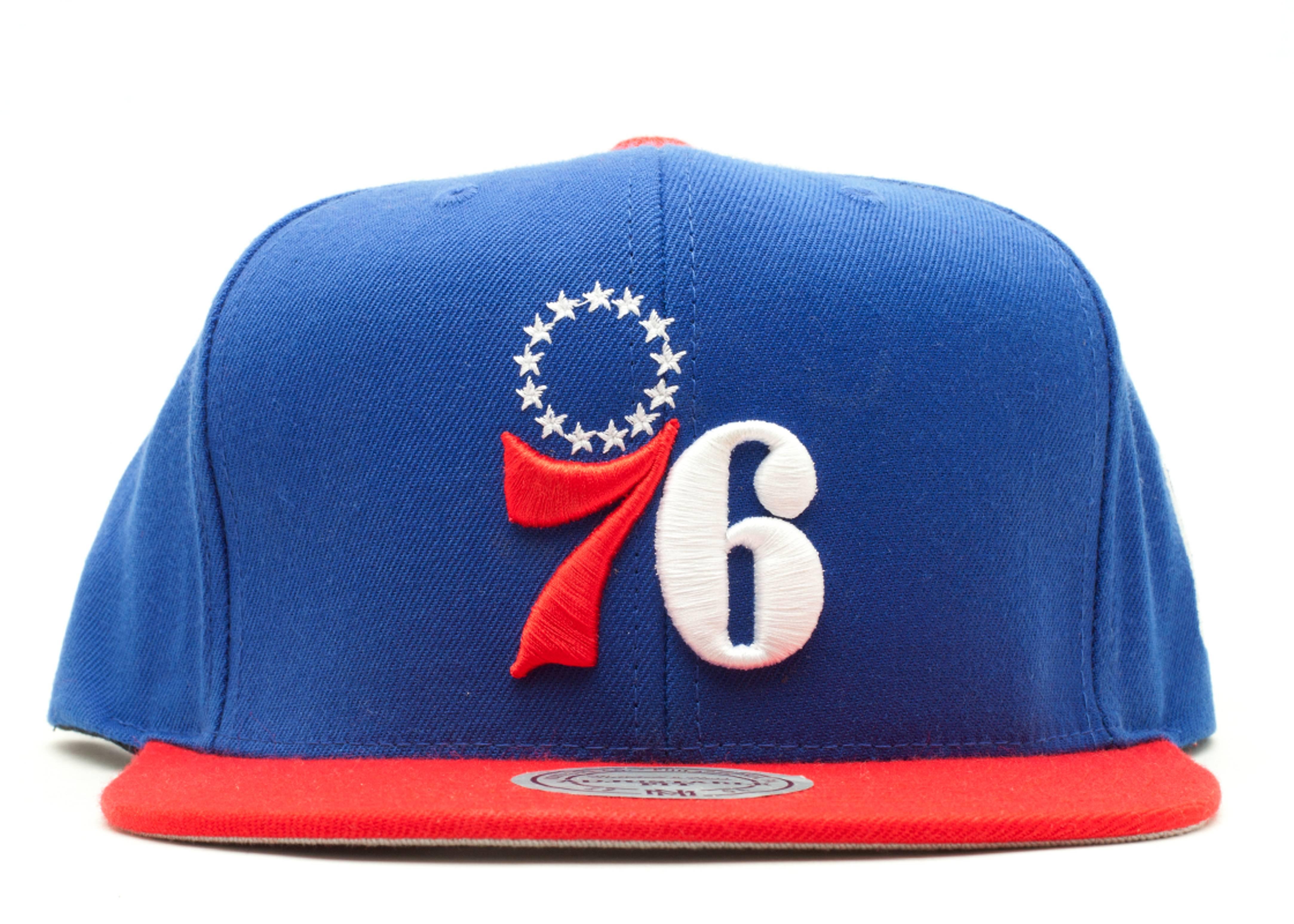 philadelphia 76ers snap-back
