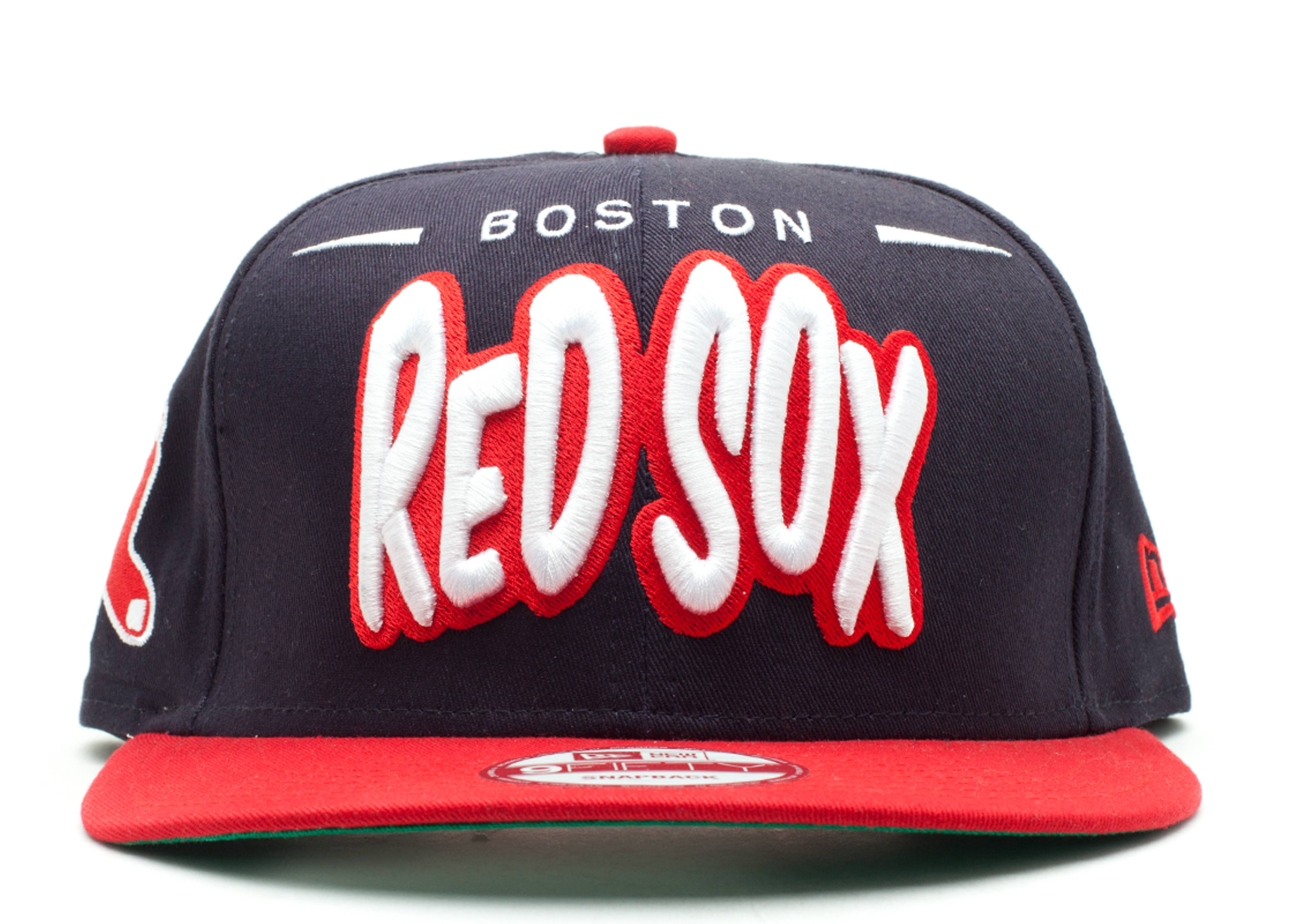 "boston red sox snap-back ""funky dope"""
