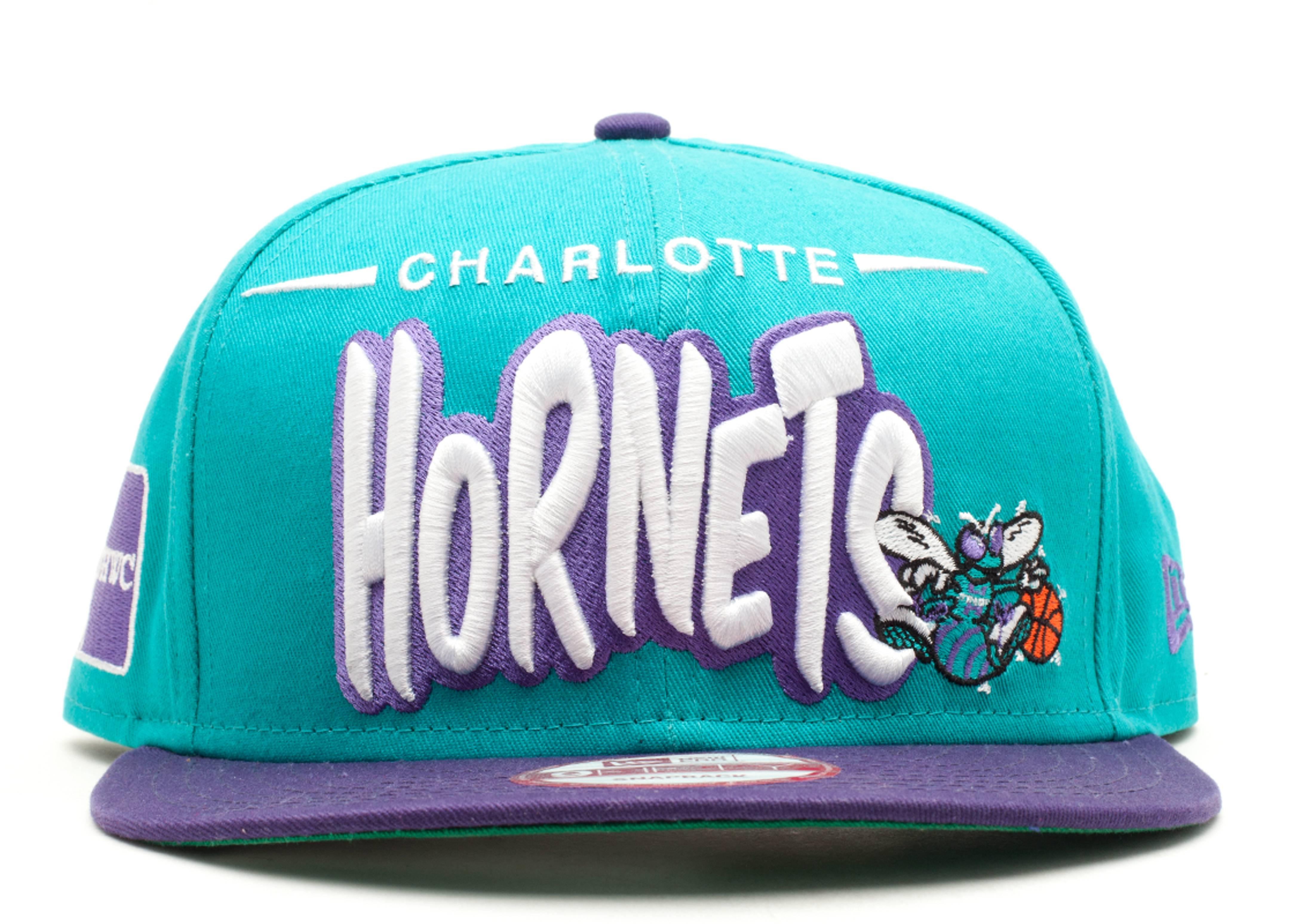 "charolette hornets snap-back ""funky dope"""