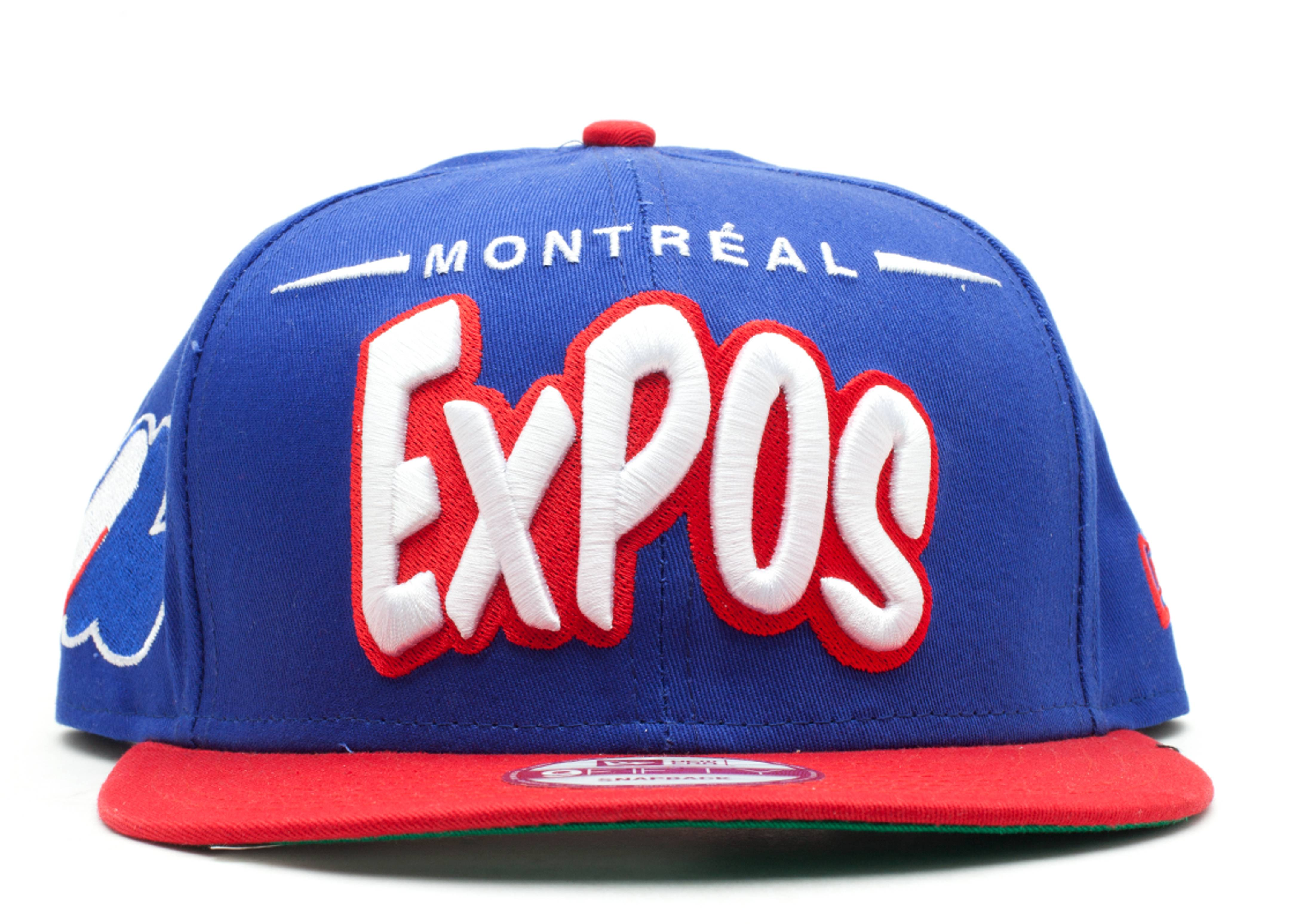 """montreal expos snap-back """"funky dope"""""""