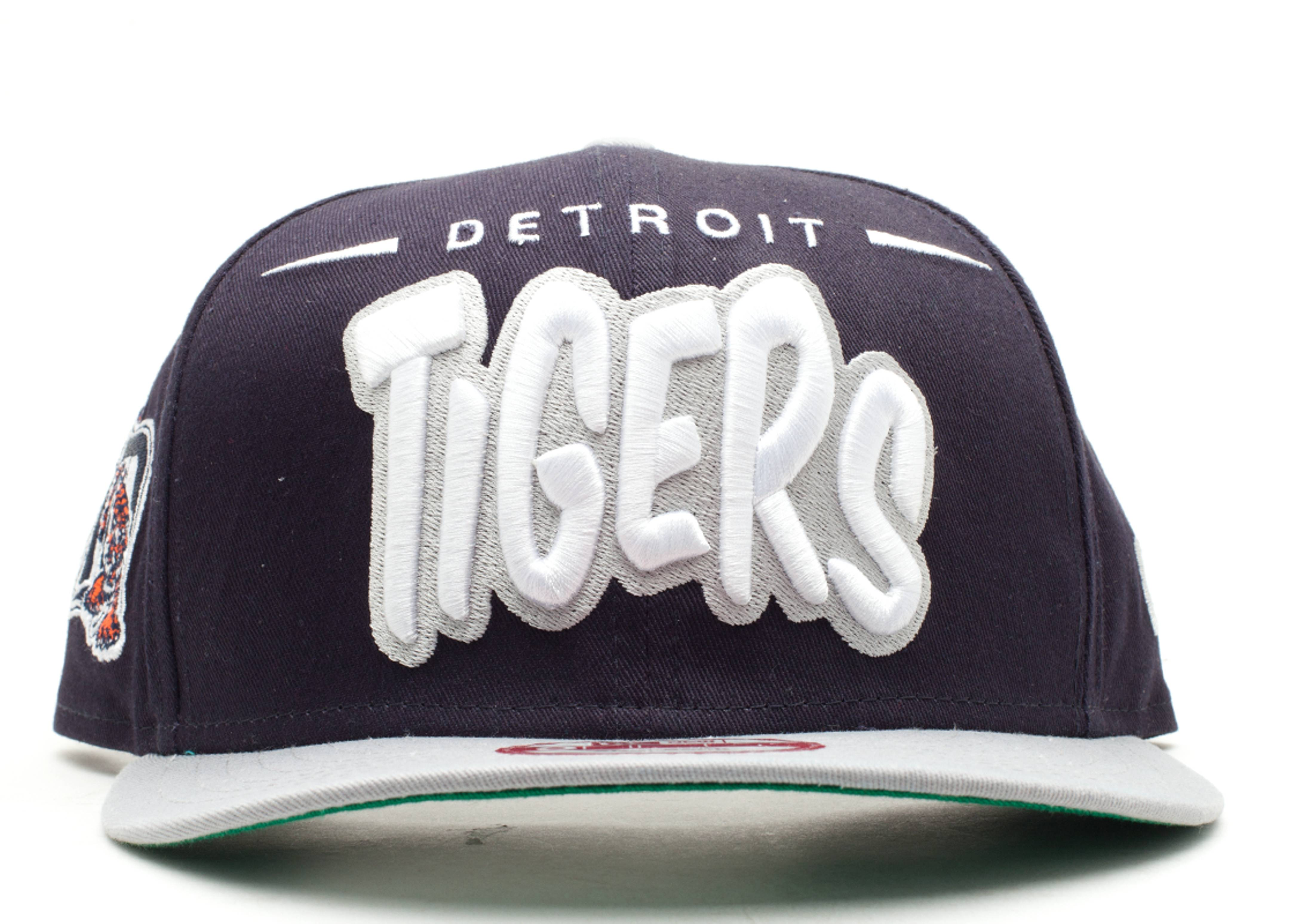 """detroit tigers snap-back """"funky dope"""""""