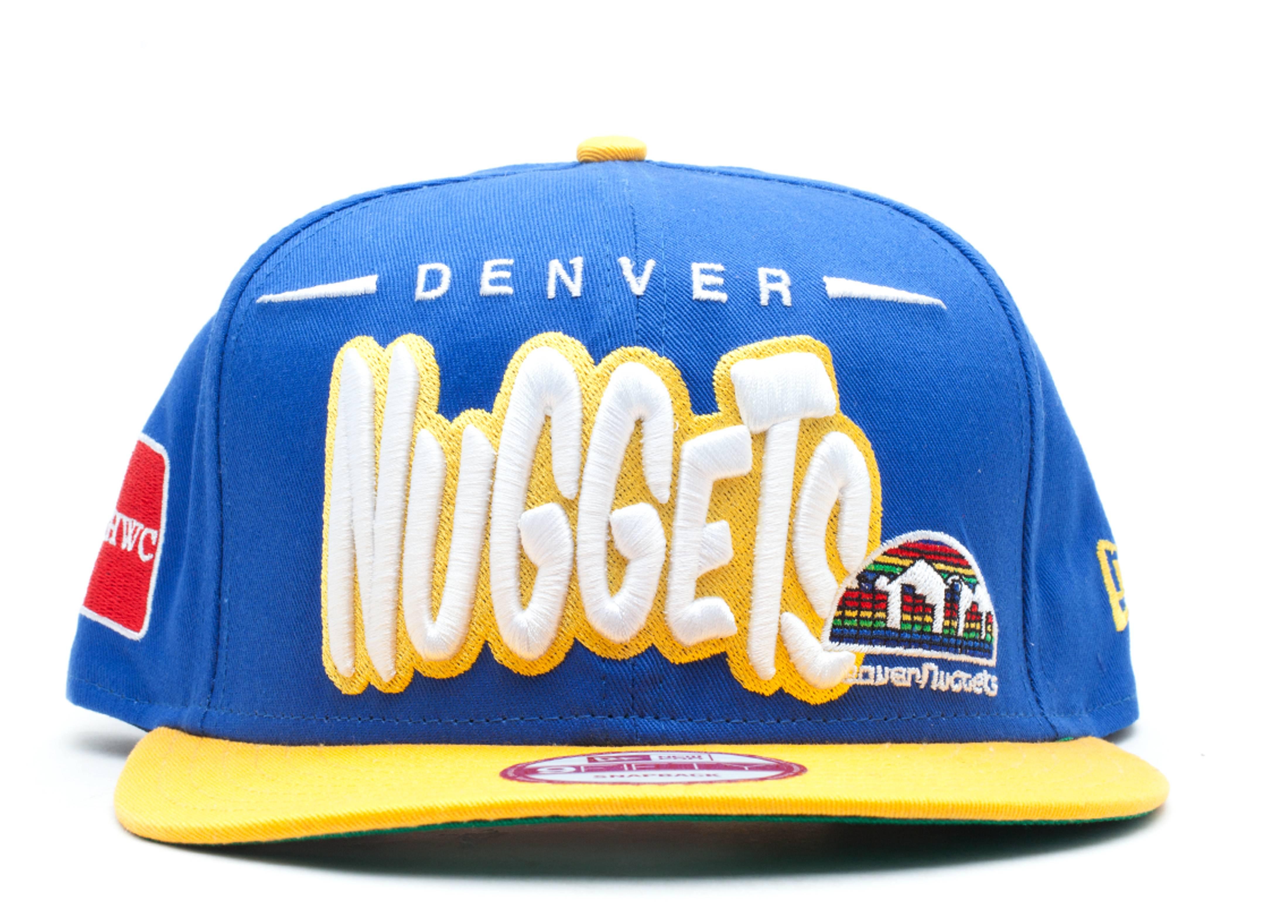 """denver nuggets snap-back """"funky dope"""""""