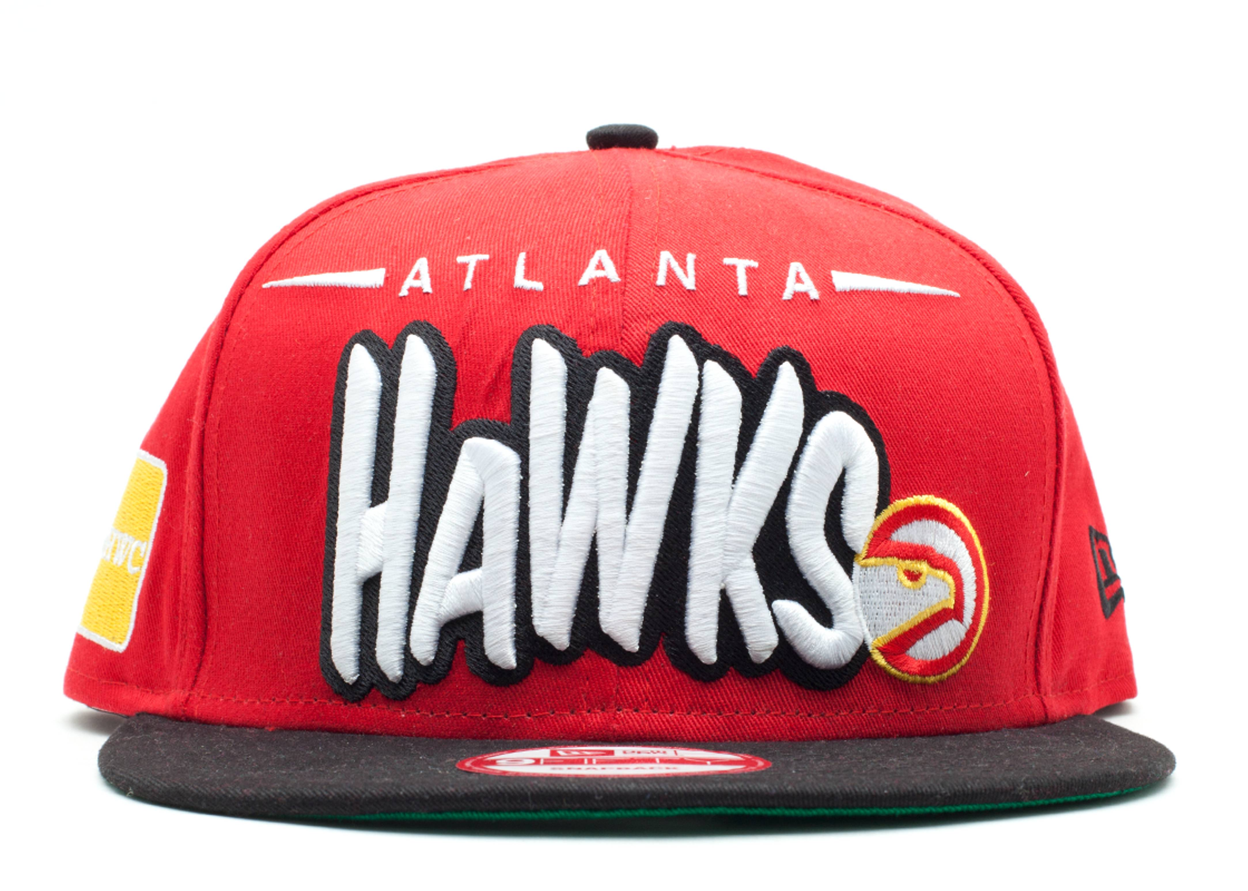 "atlanta hawks snap-back ""funky dope"""