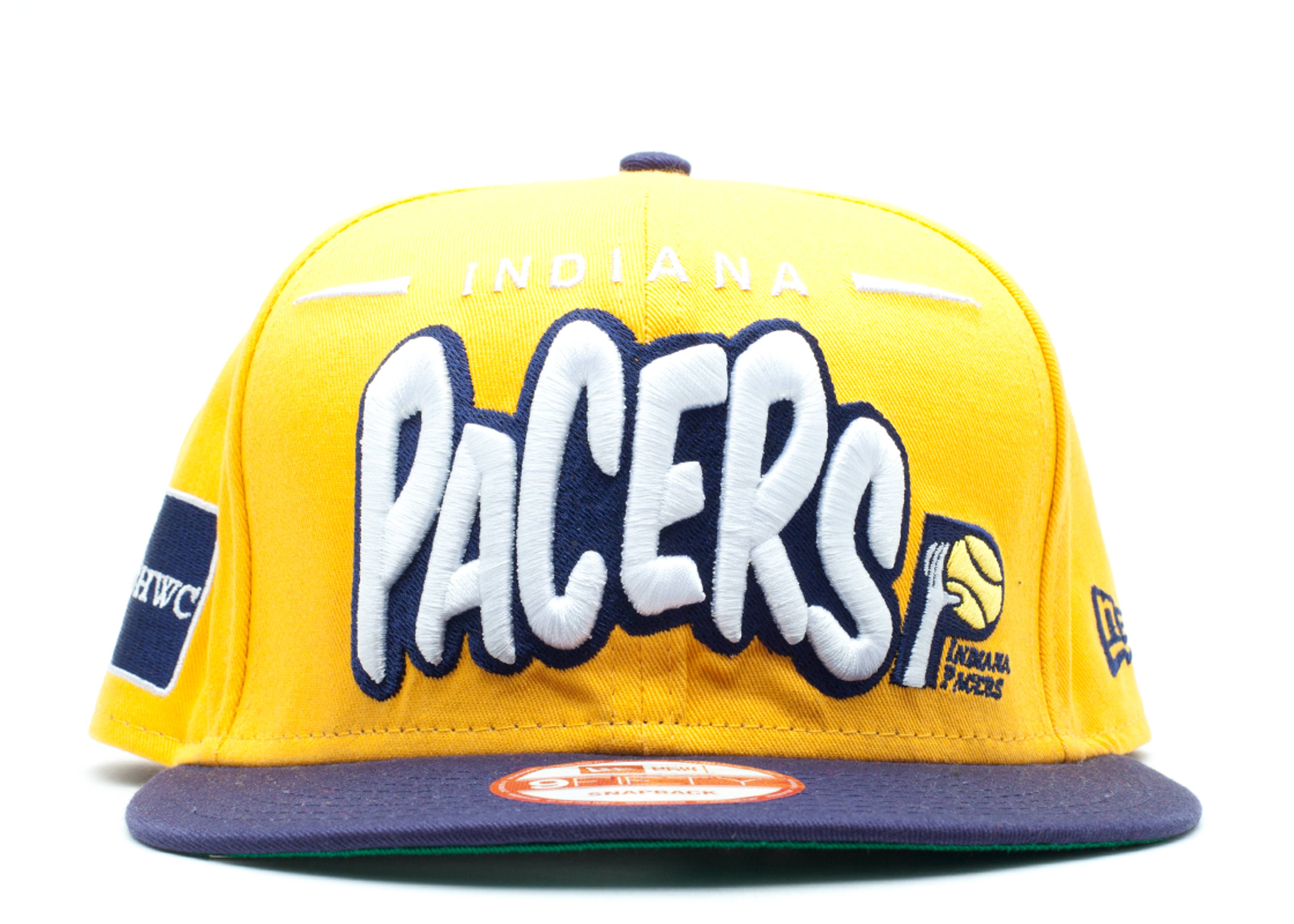 """indiana pacers snap-back """"funky dope"""""""