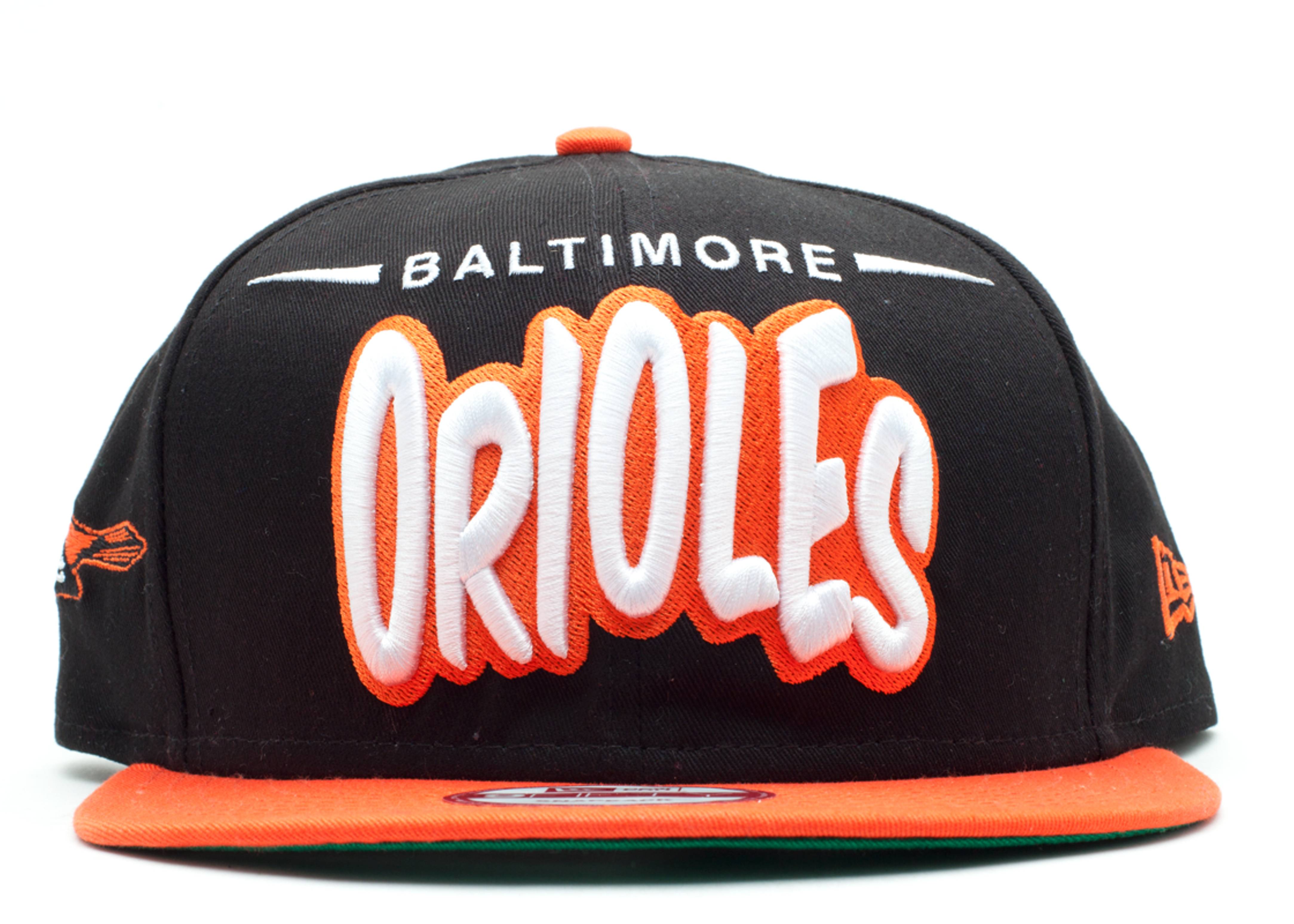 "baltimore orioles snap-back ""funky dope"""