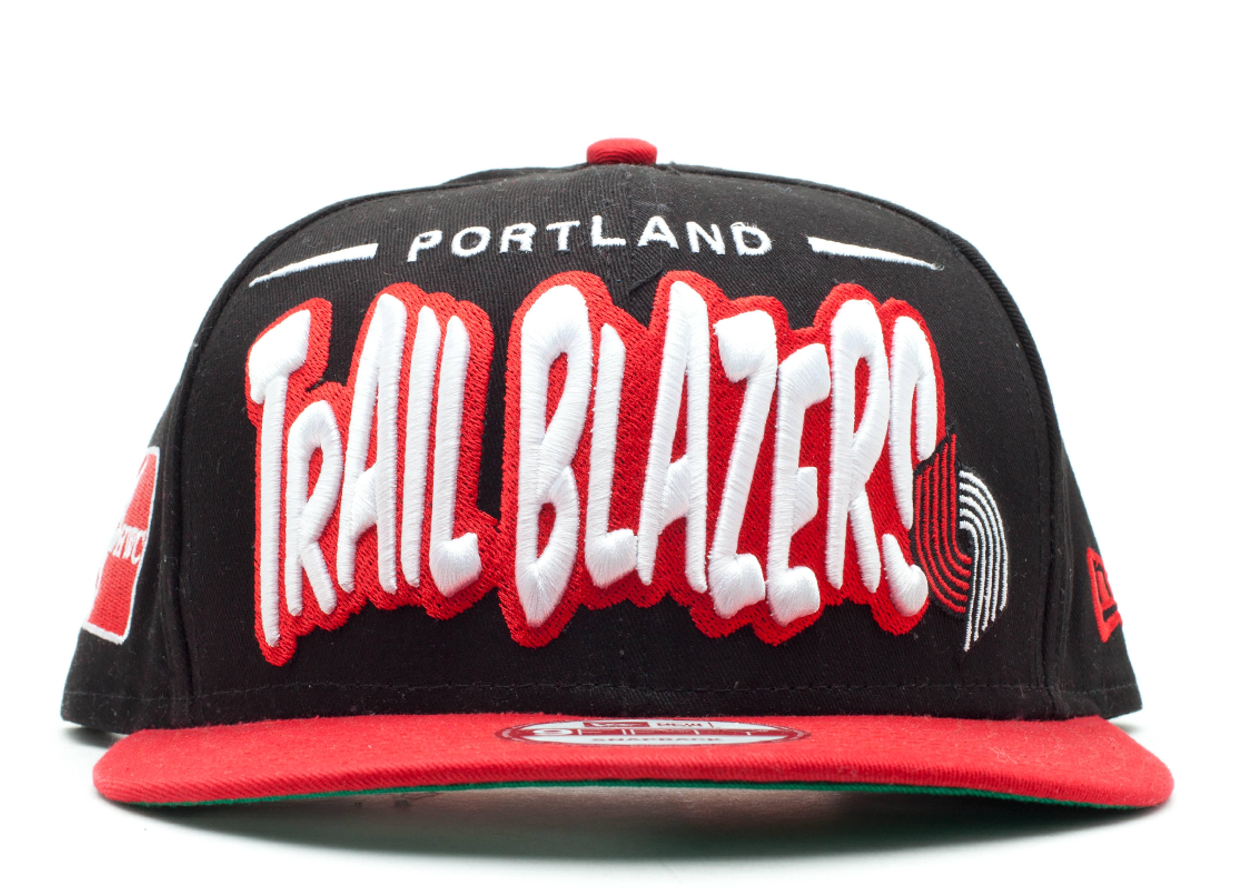 "portland trail blazers snap-back ""funky dope"""