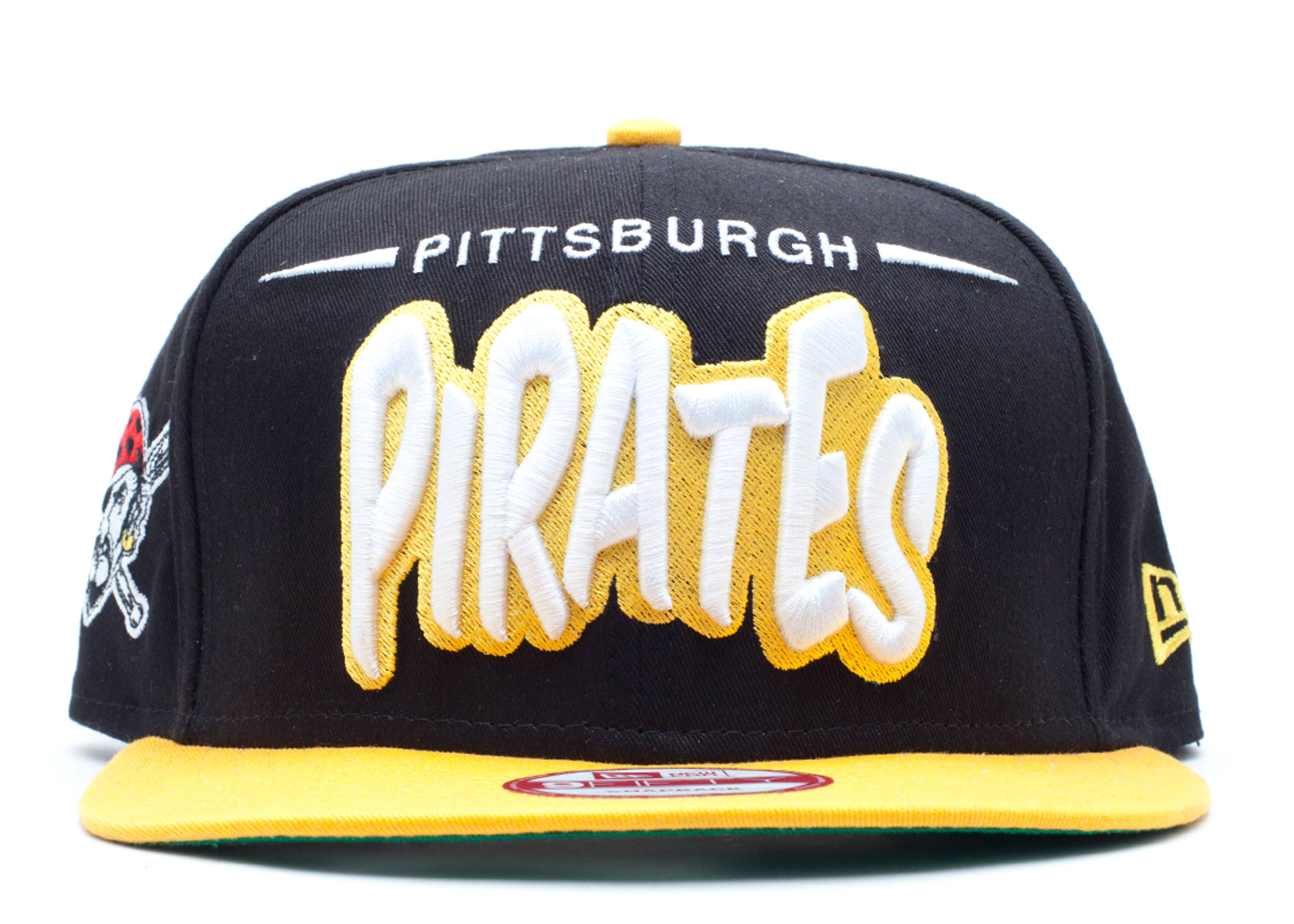 """pittsburgh pirates snap-back """"funky dope"""""""