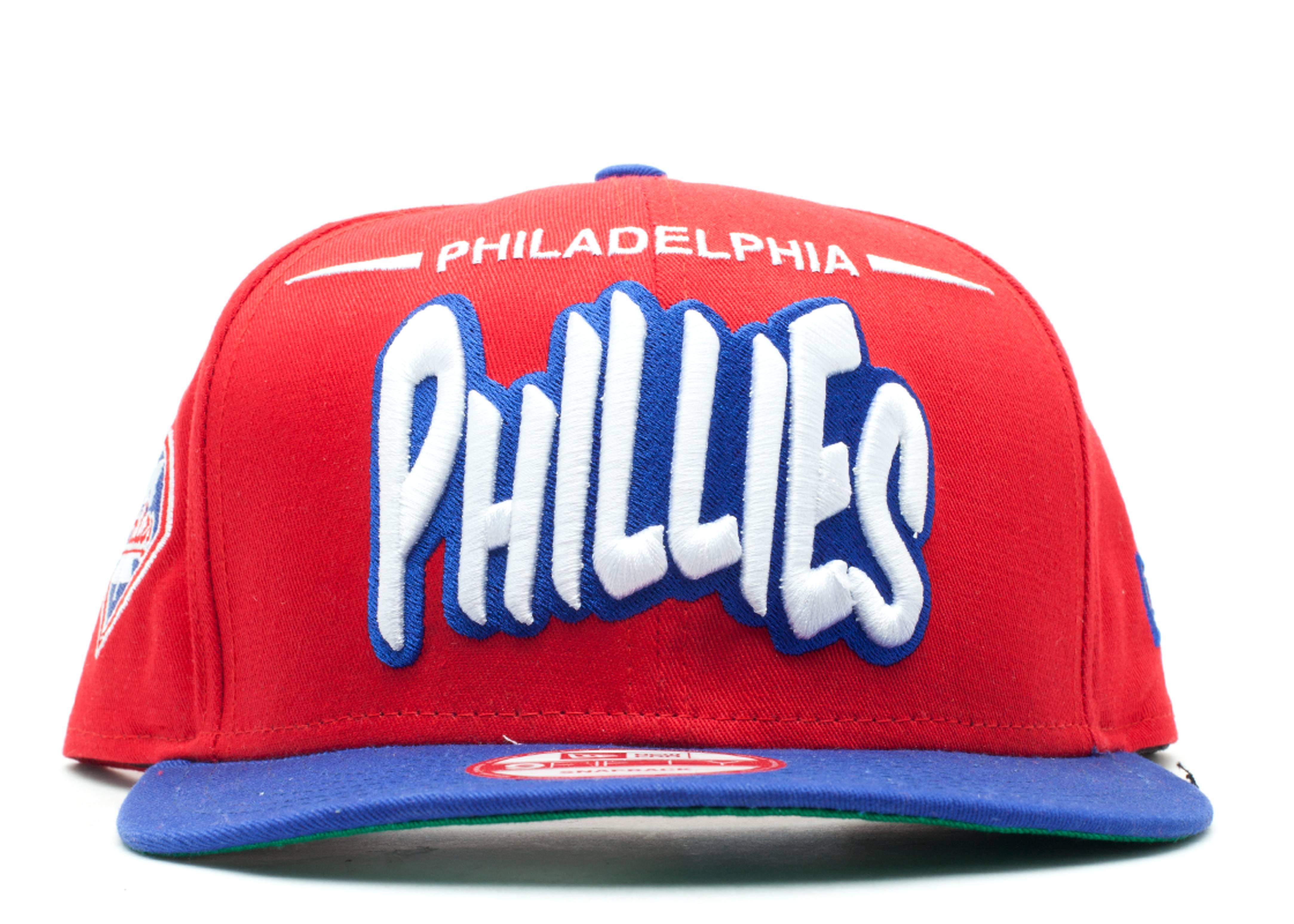 "philadelphia phillies snap-back ""funky dope"""