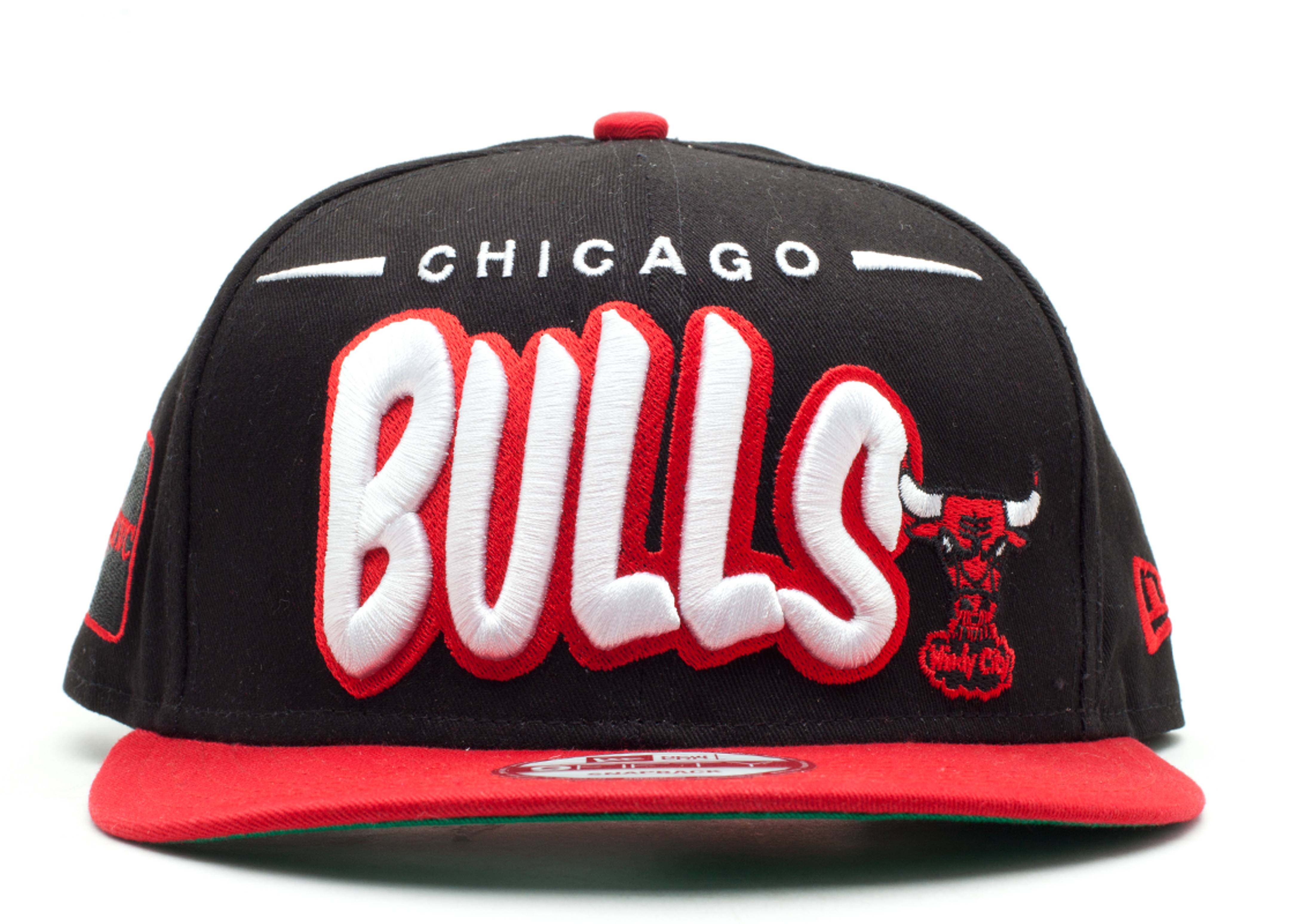 "chicago bulls snap-back ""funky dope"""