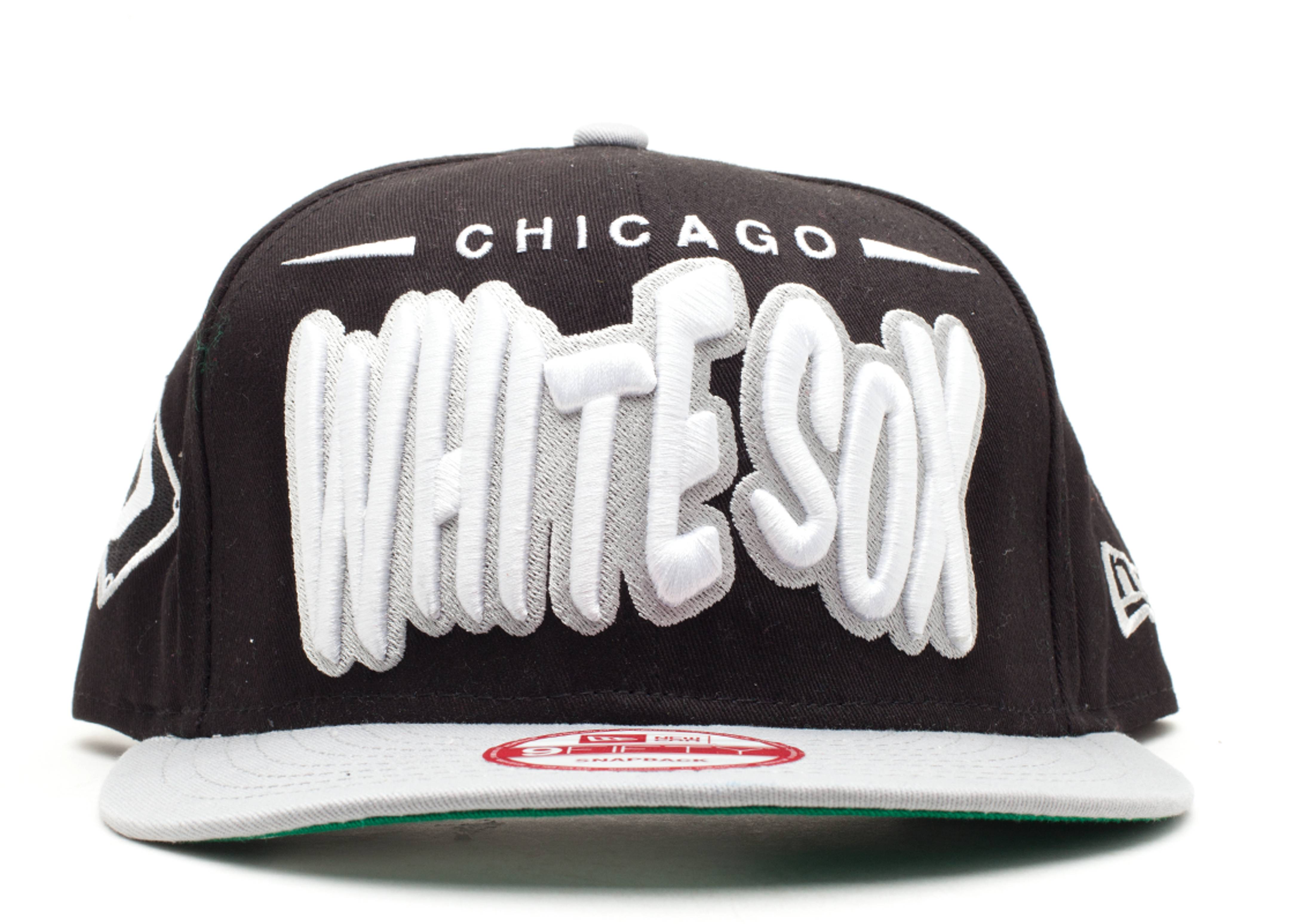 "chicago white sox snap-back ""funky dope"""