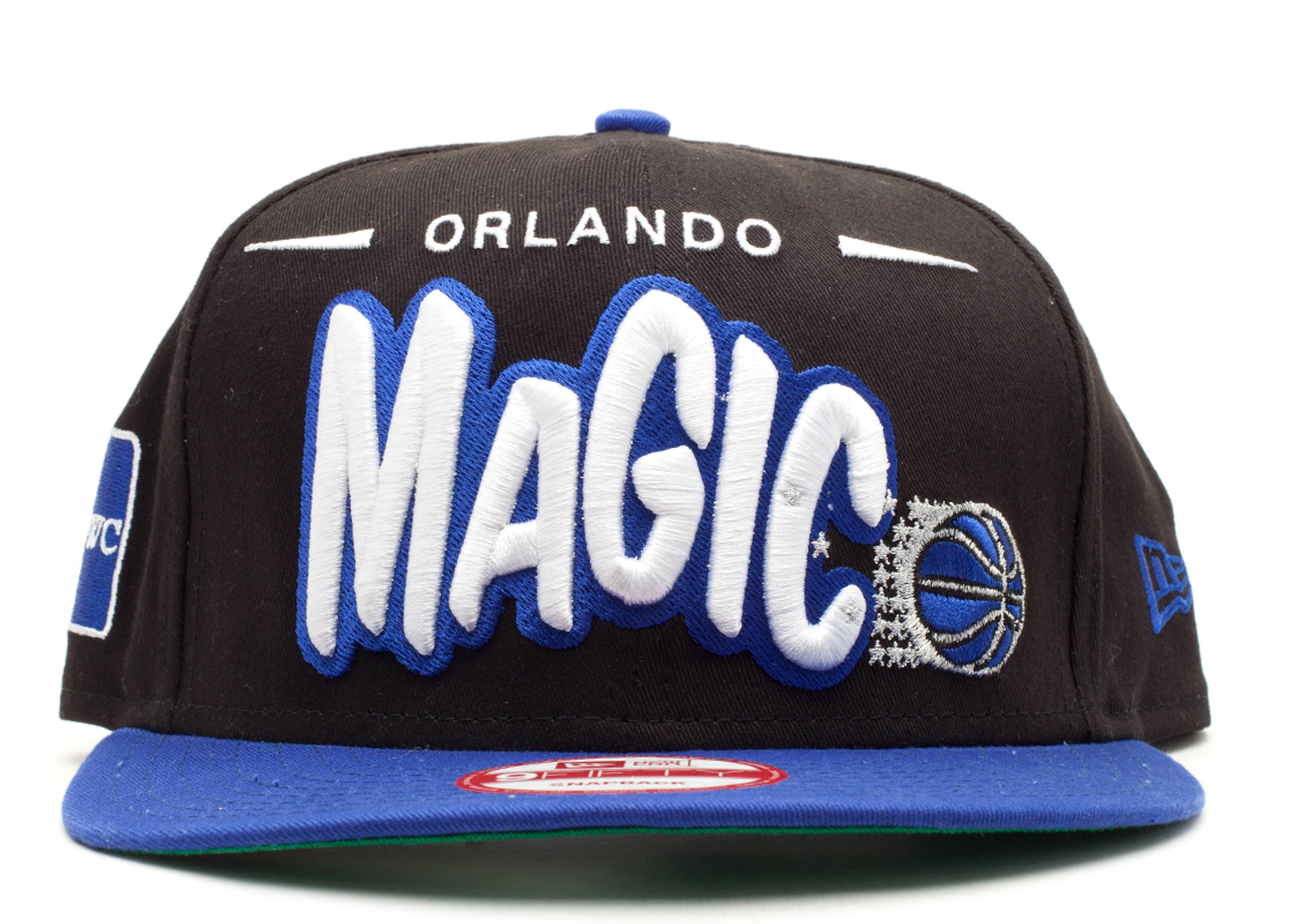 "orlando magic snap-back ""funky dope"""
