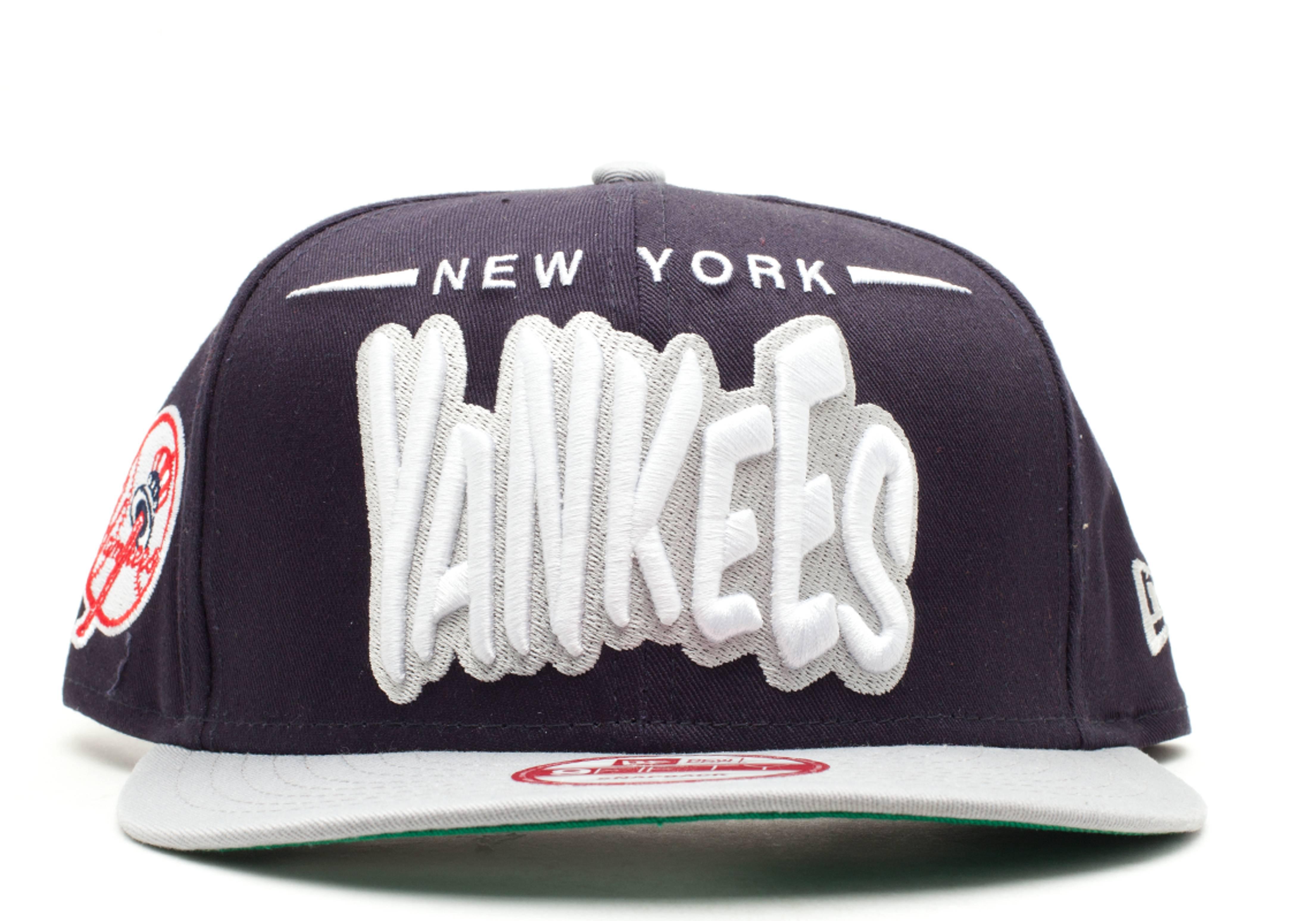 "new york yankees snap-back ""funky dope"""