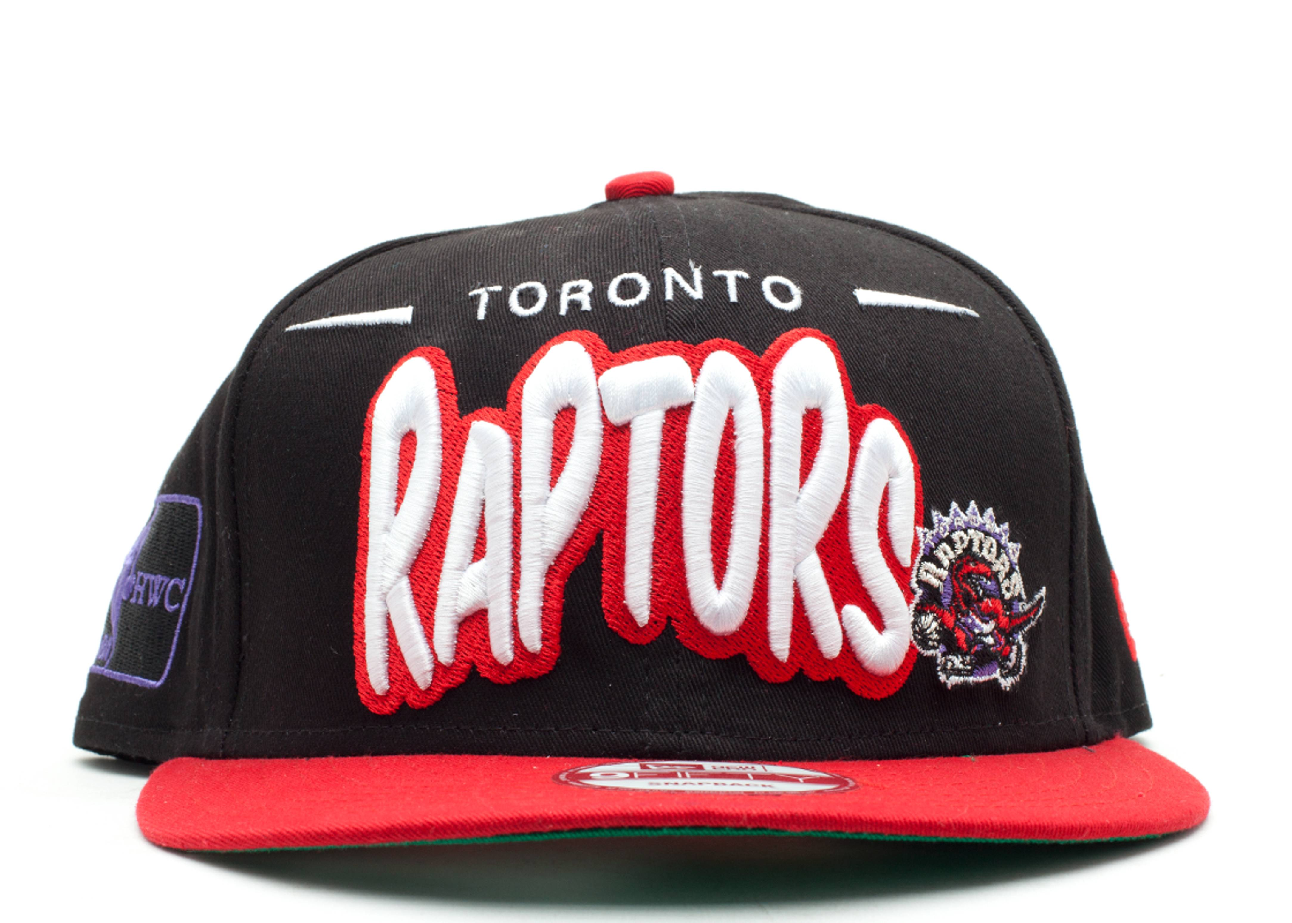 "toronto raptors snap-back ""funky dope"""