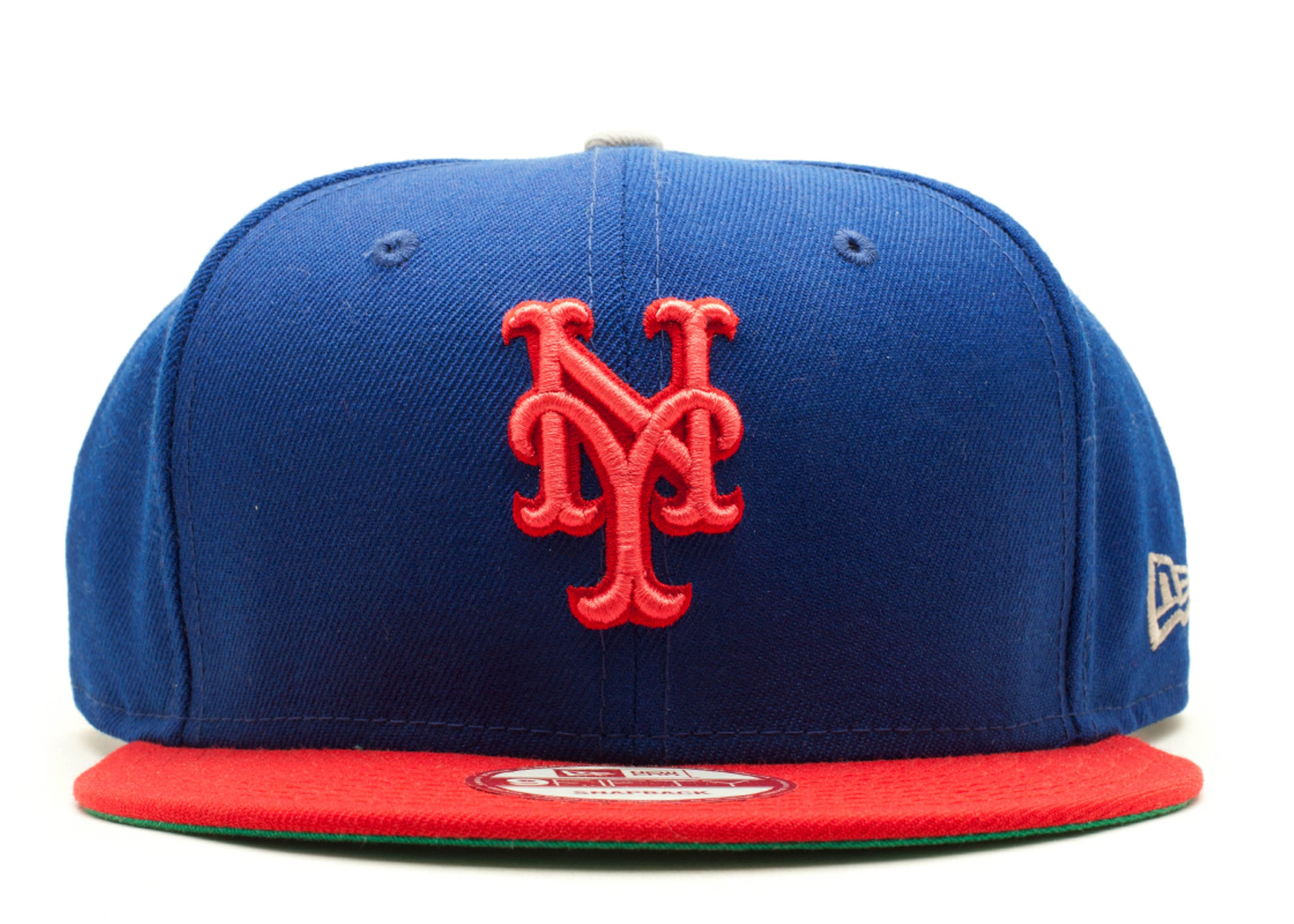 new york mets snap-backs