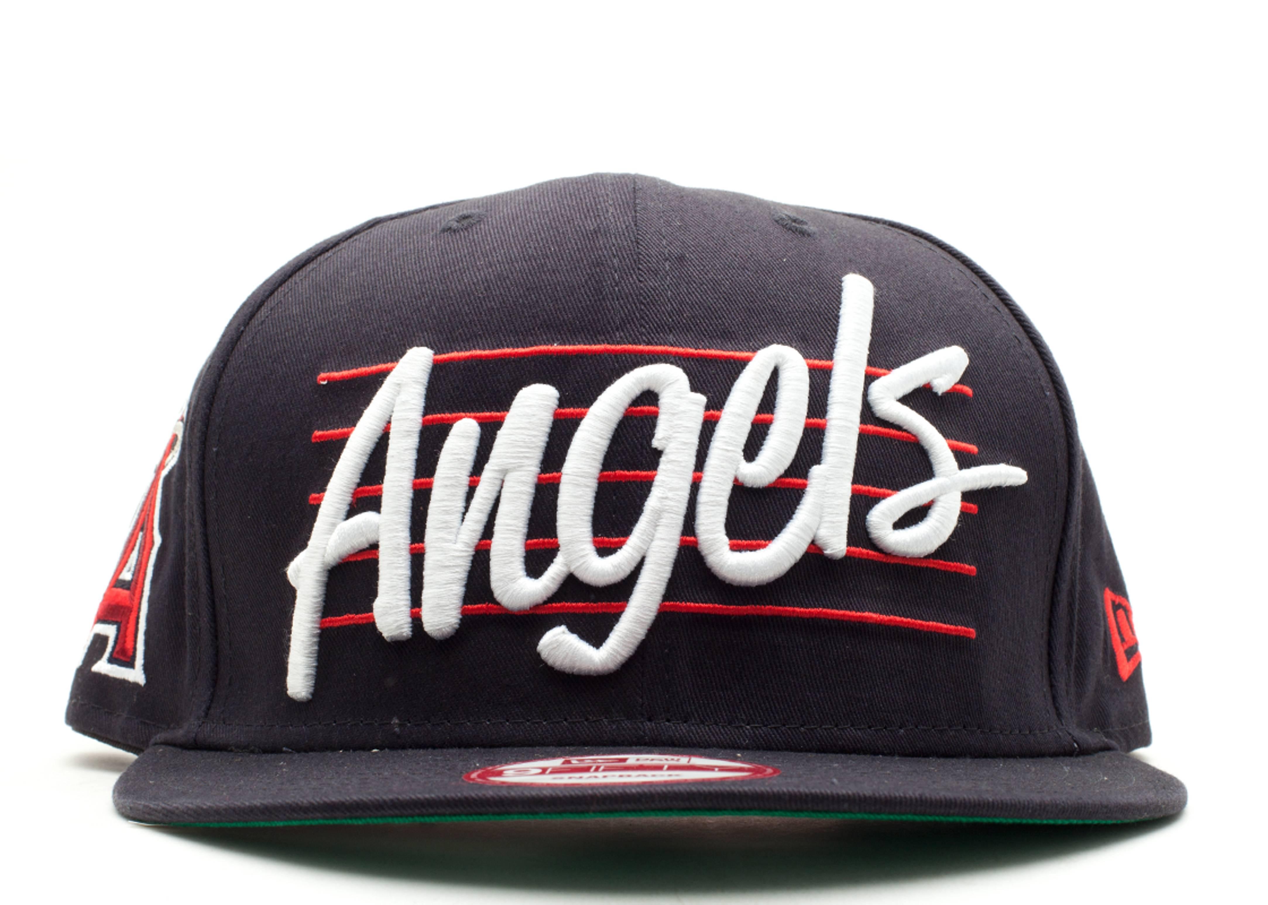 anaheim angels snap-back