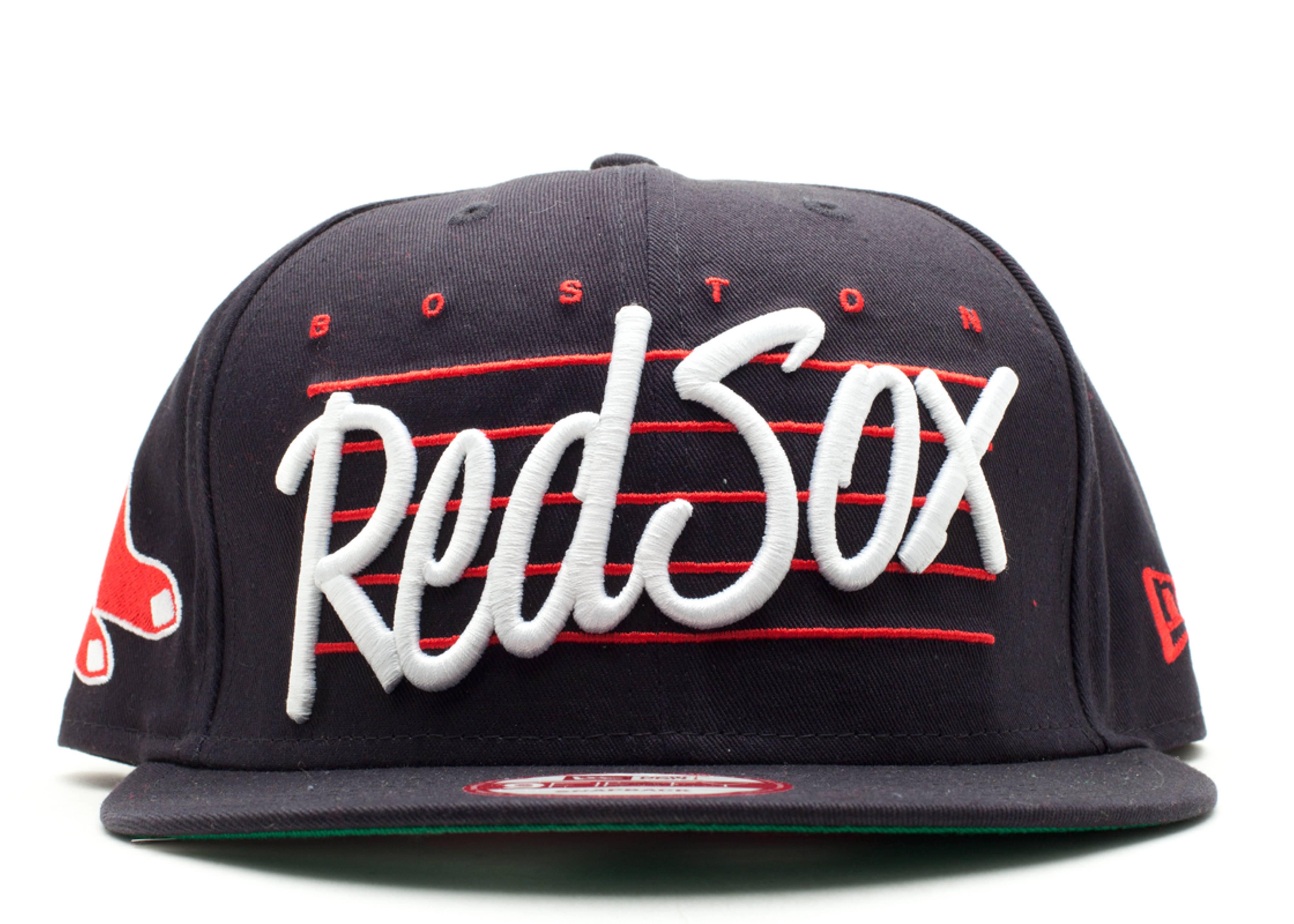 boston redsox snap-back