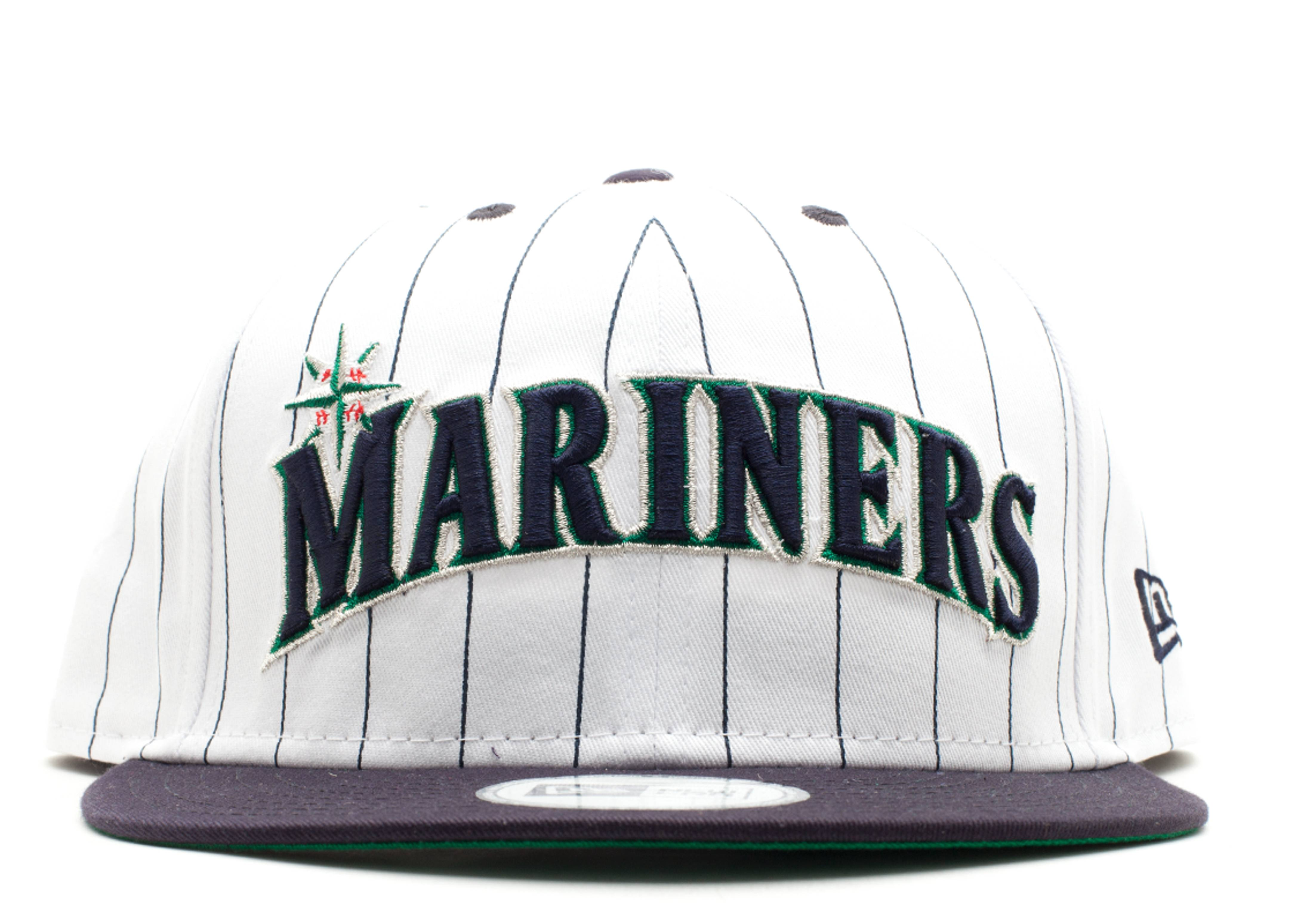 "seattle mariners snap-back ""pinstripe"""