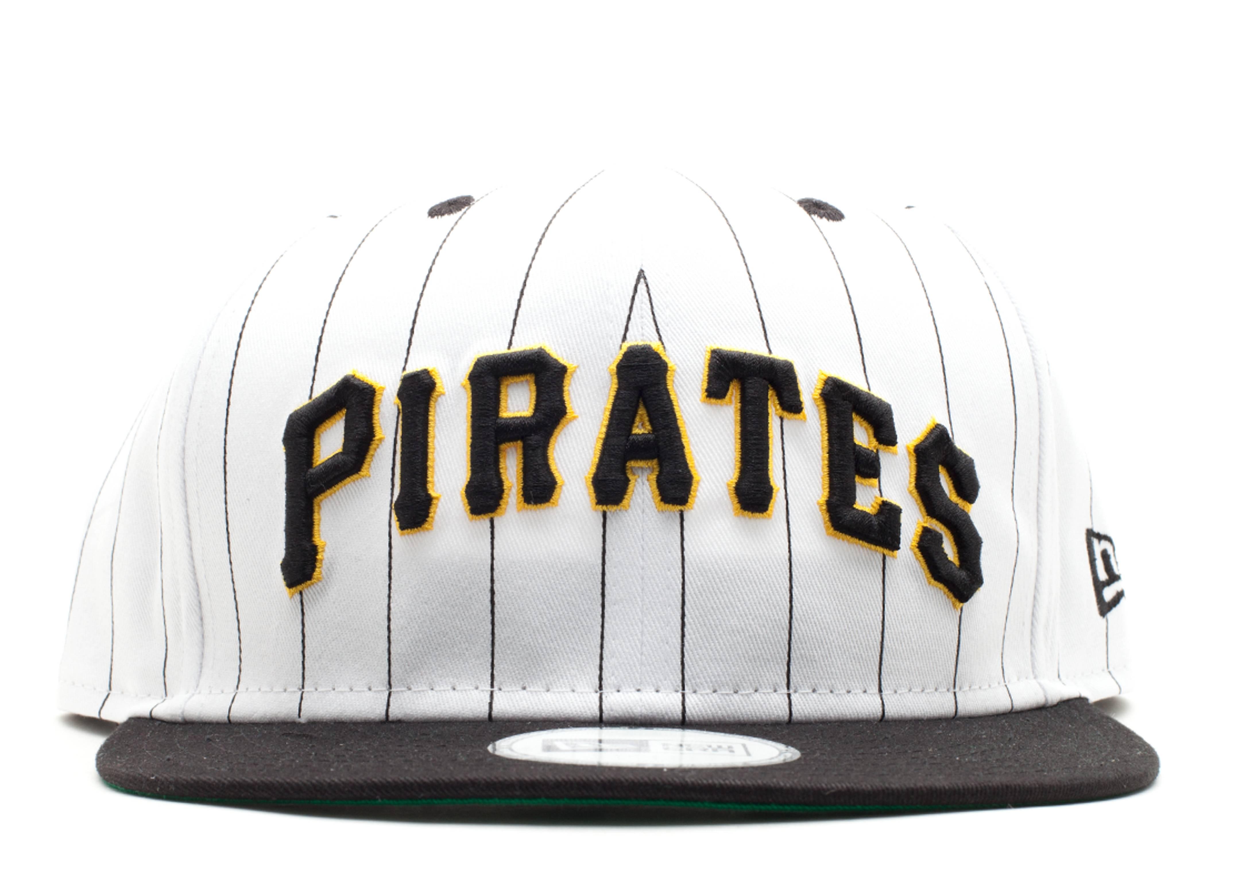 "pittsburgh pirates snap-back ""pinstripe"""