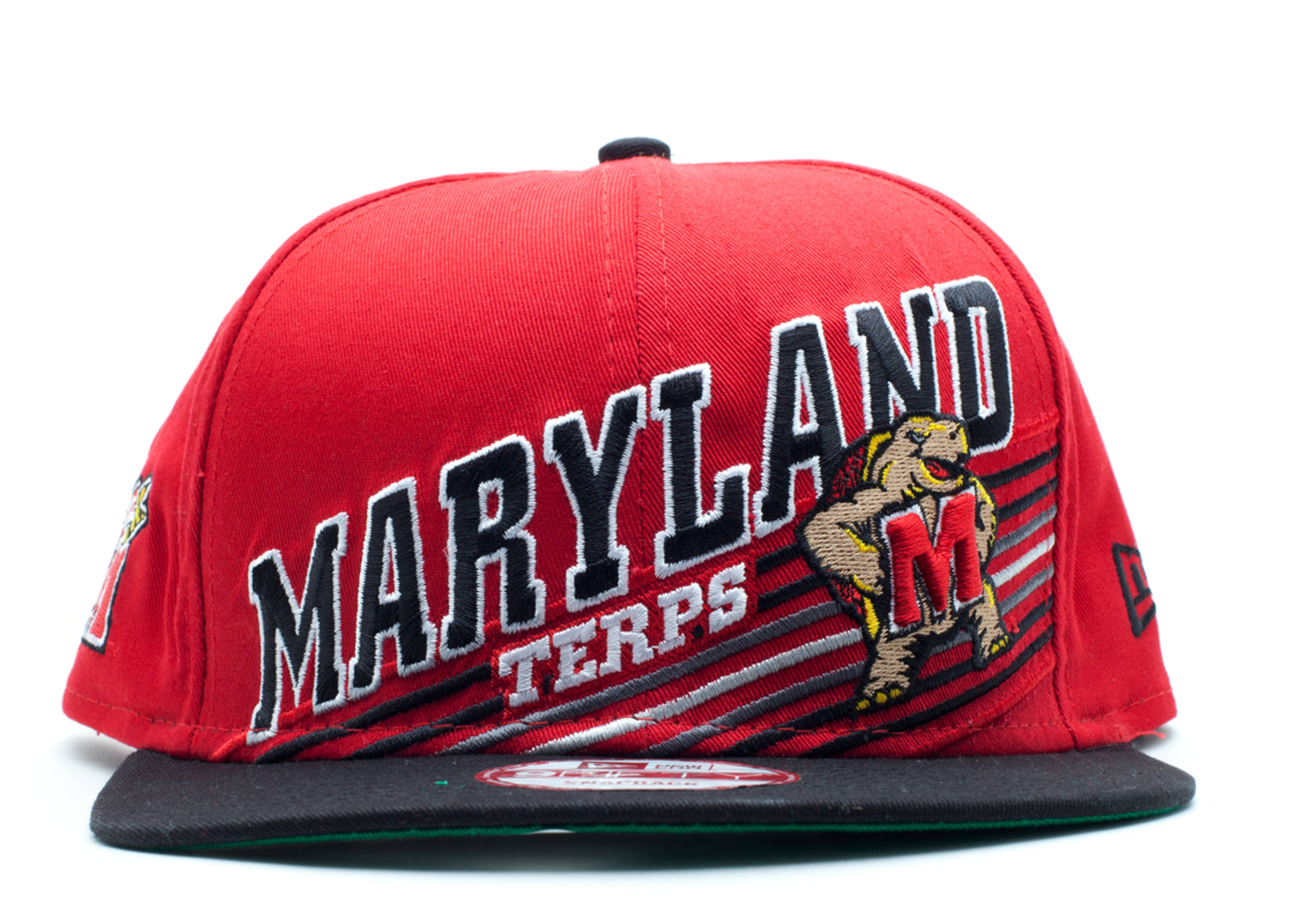 maryland terps snap-back