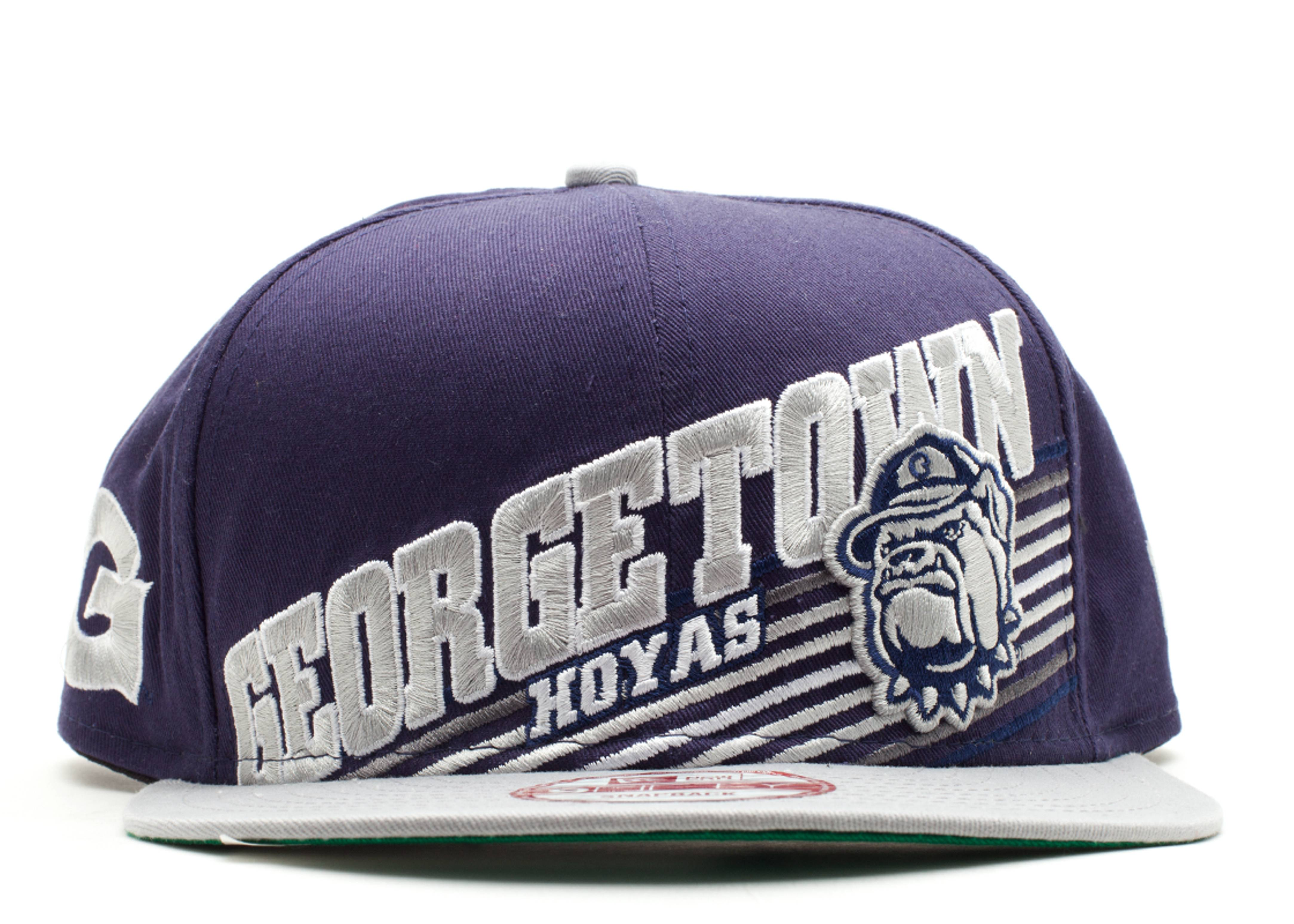 georgetown hoyas snap-back