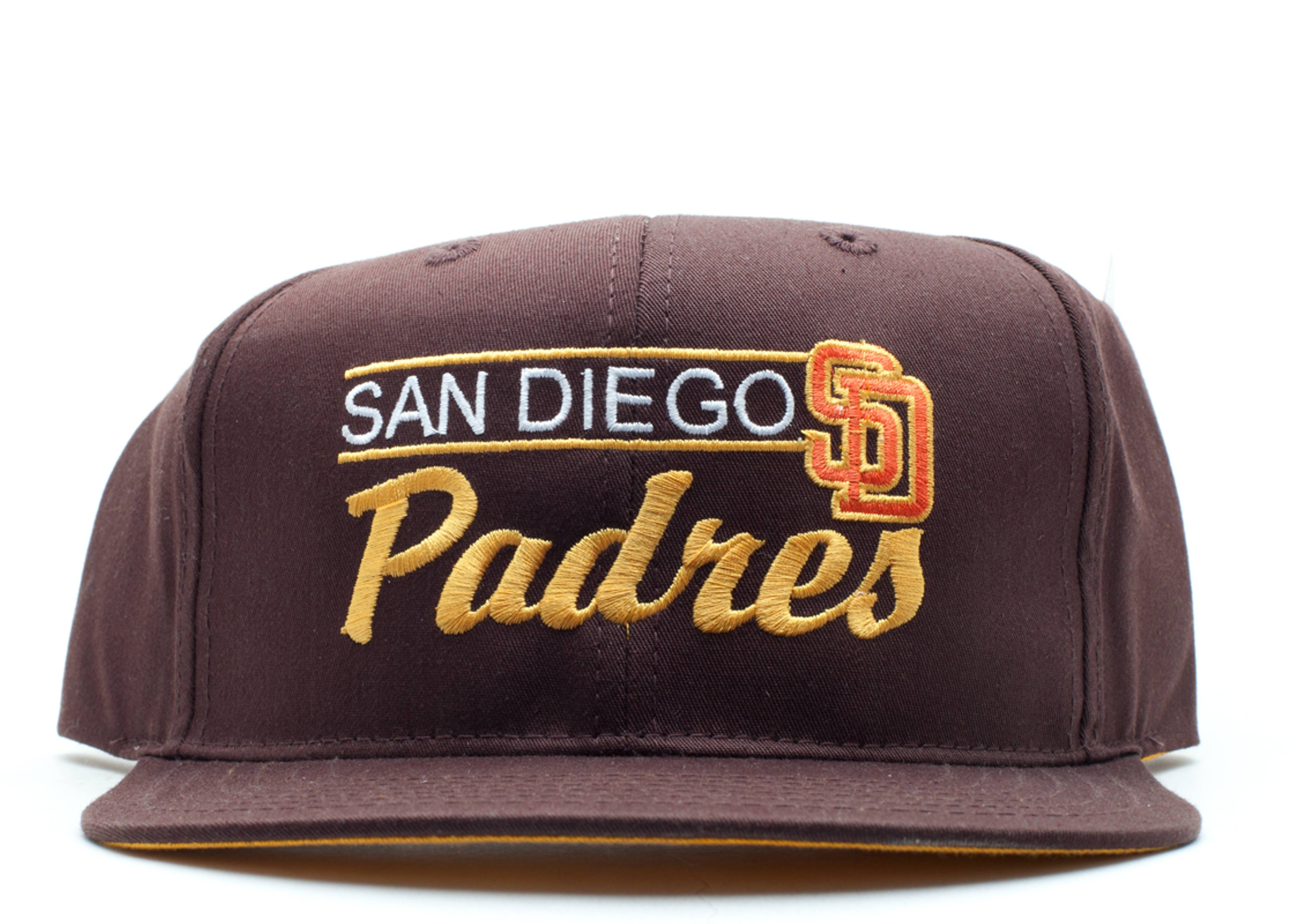 san diego padres snap-back