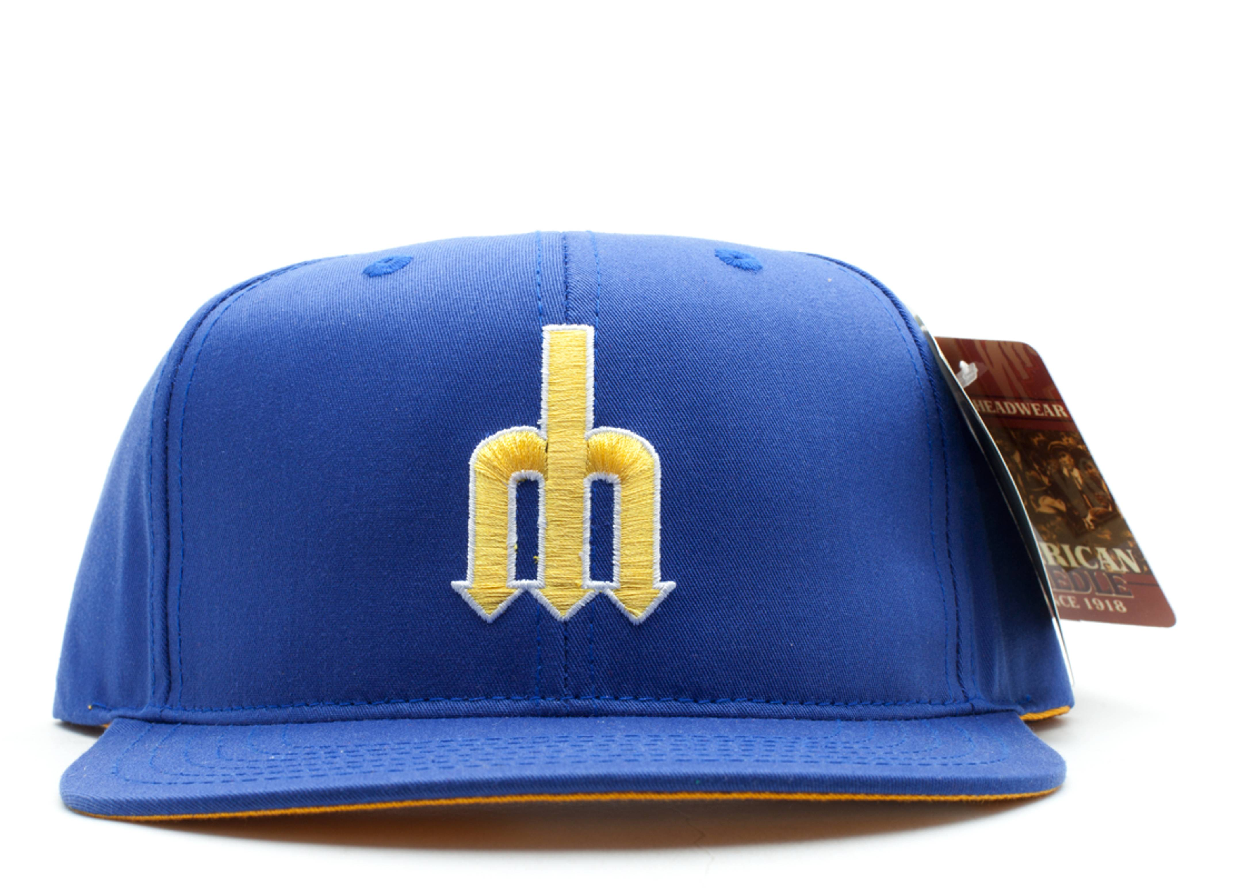 seattle mariners snap-back