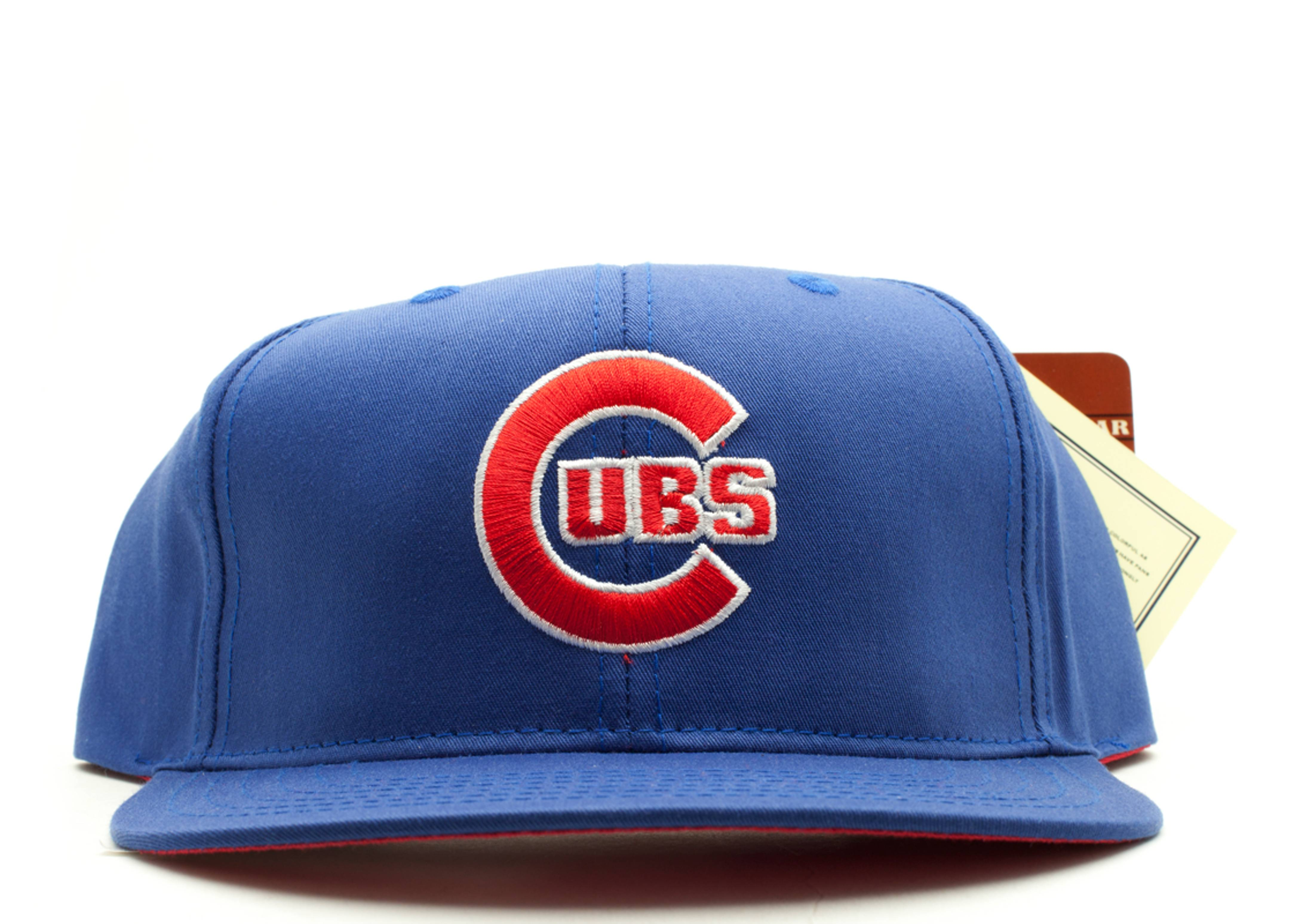 chicago cubs snap-back