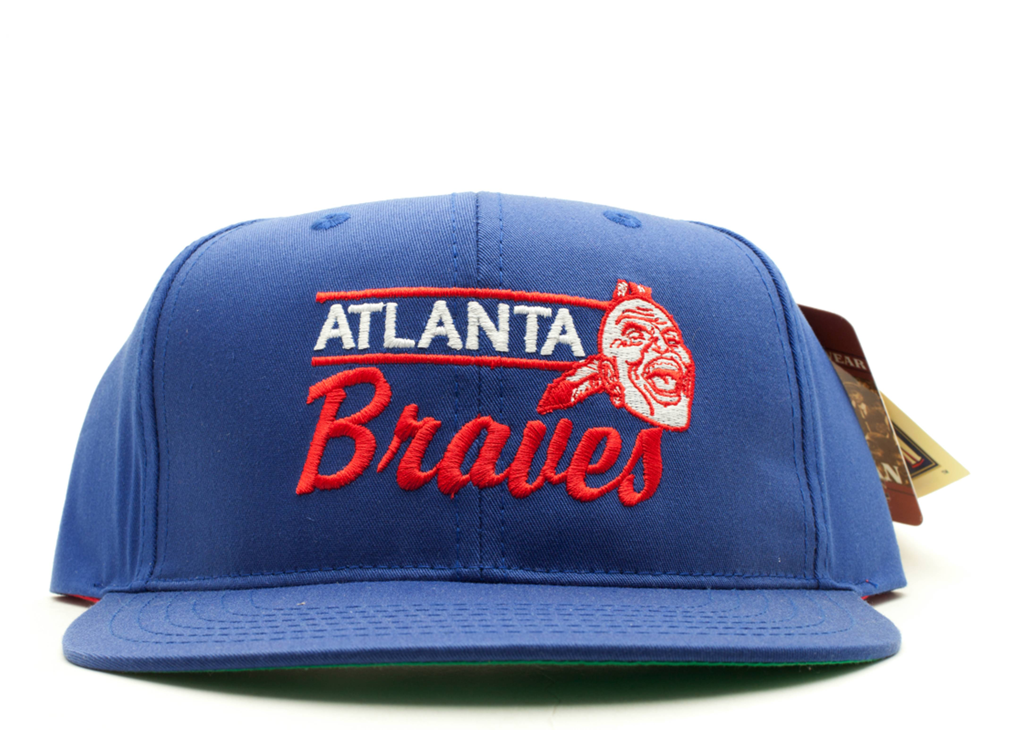 atlanta braves snap-back
