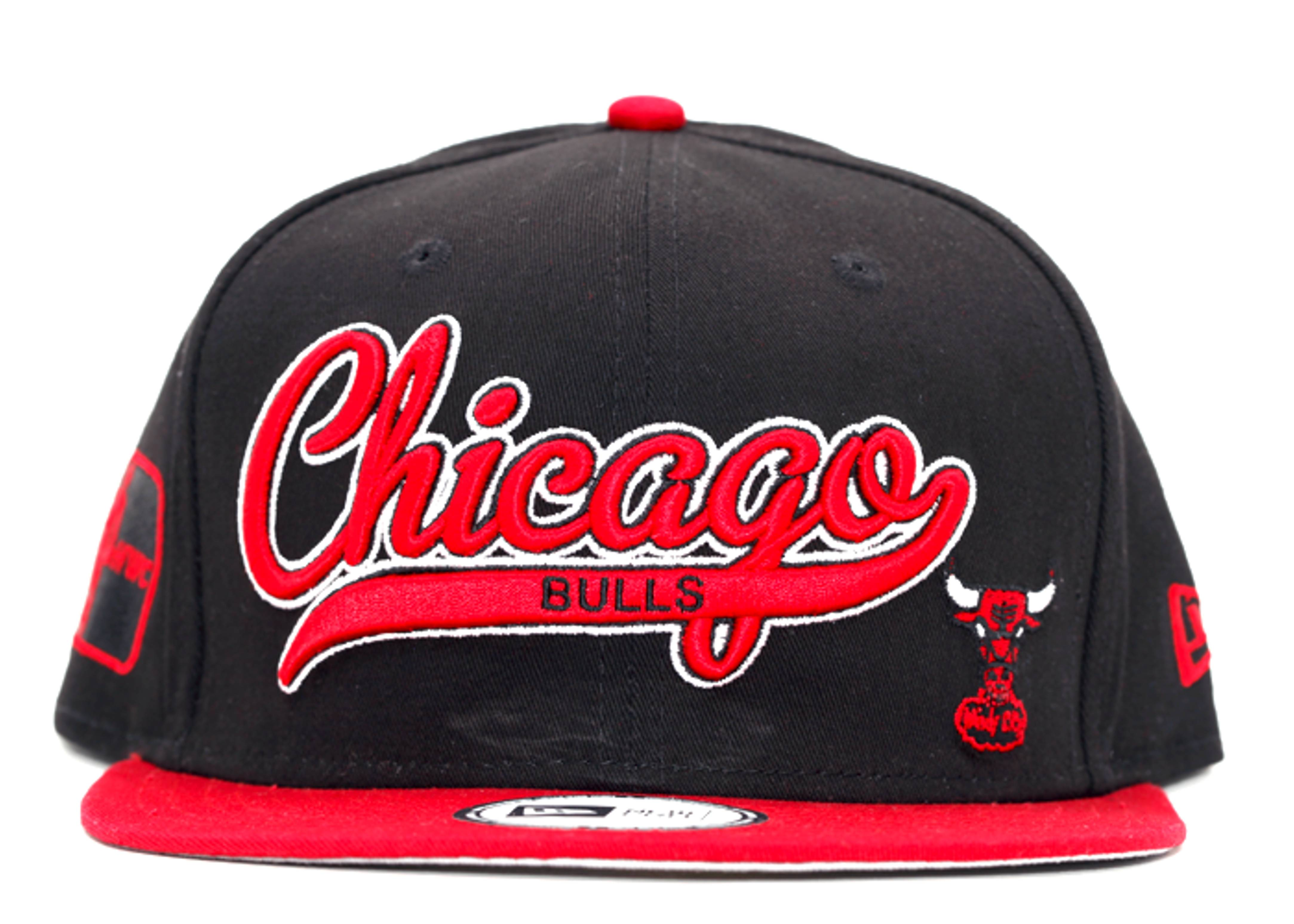 chicago bulls snap-back