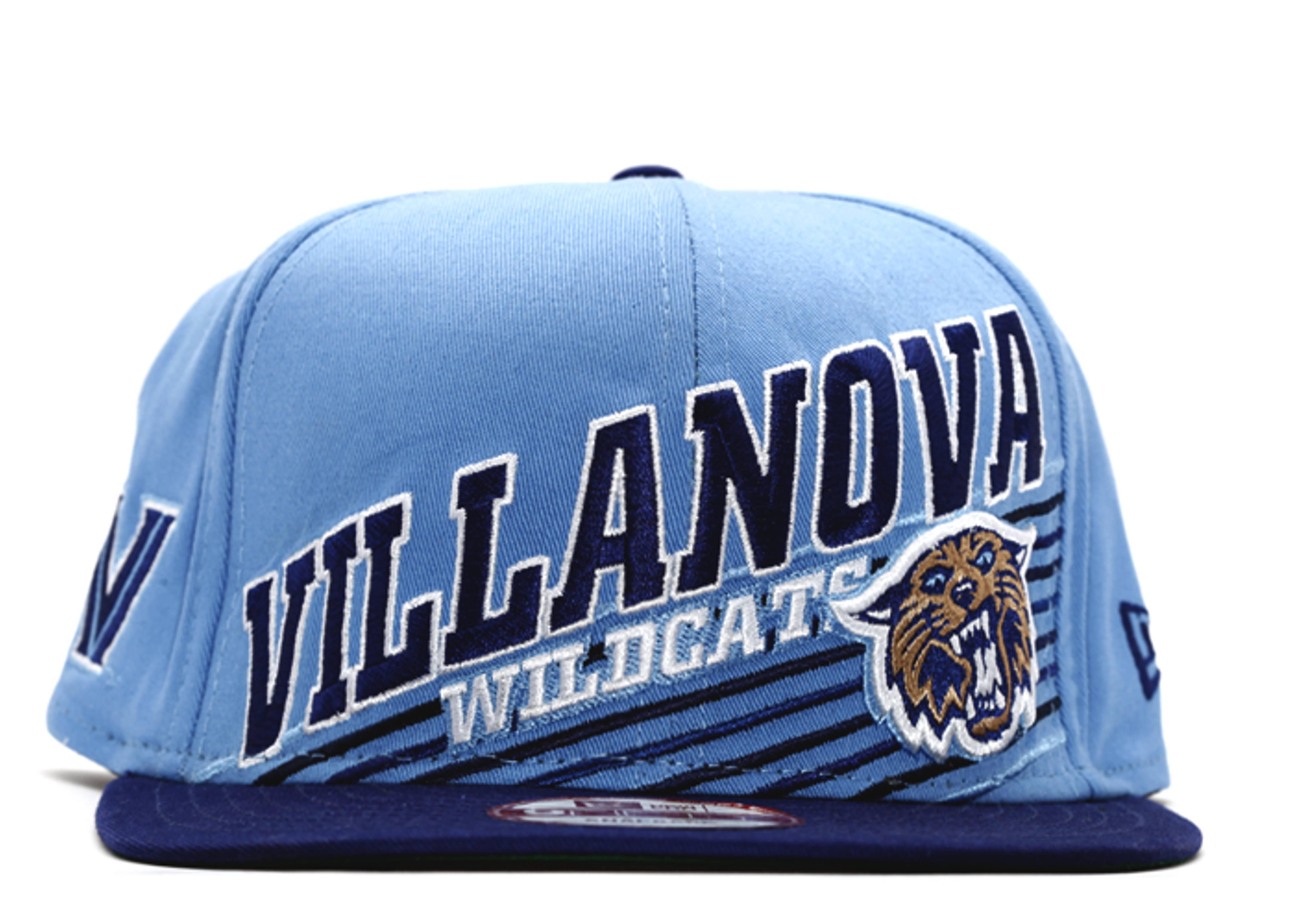 villanova wildcats snap-back
