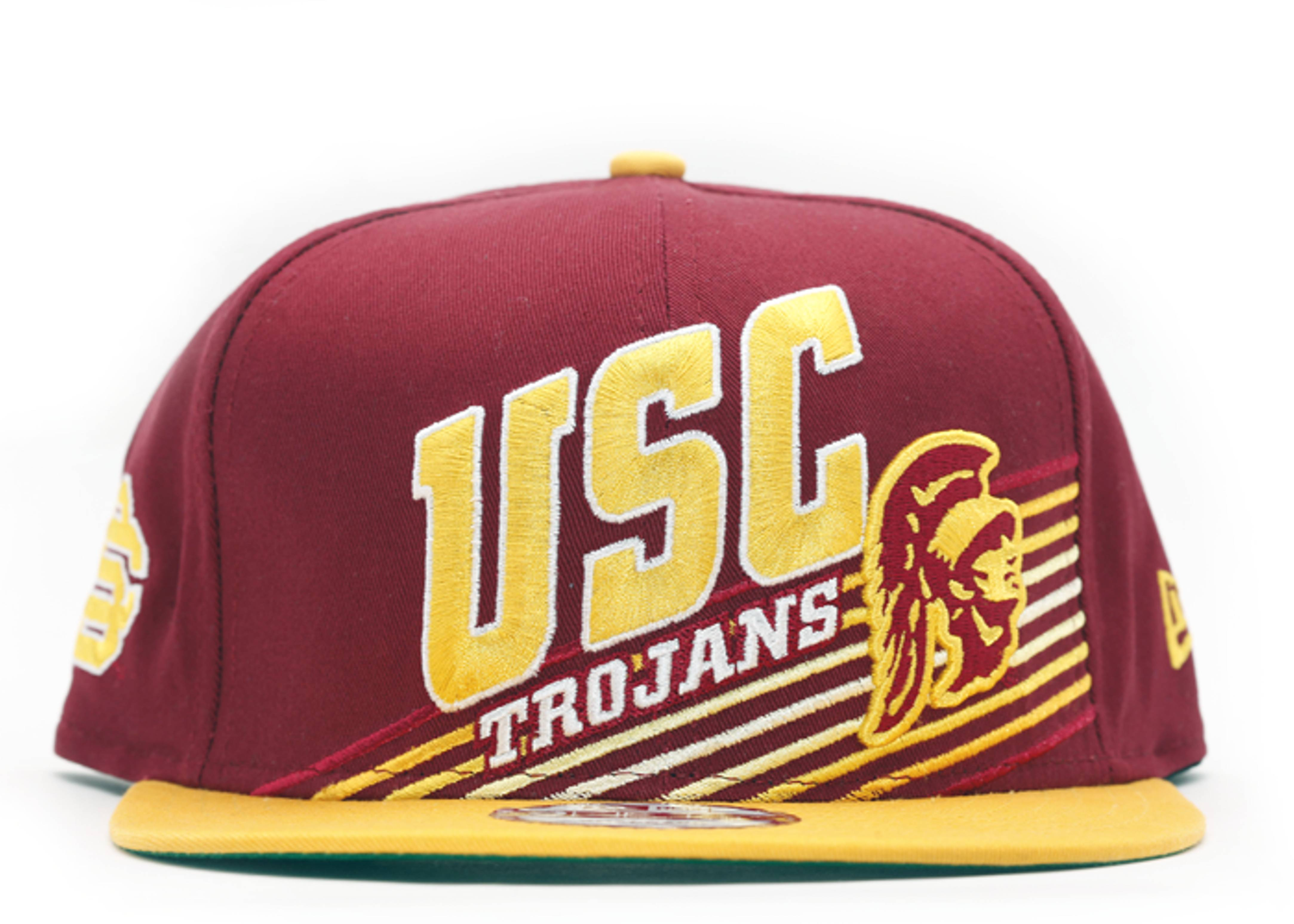 usc trojans snap-back