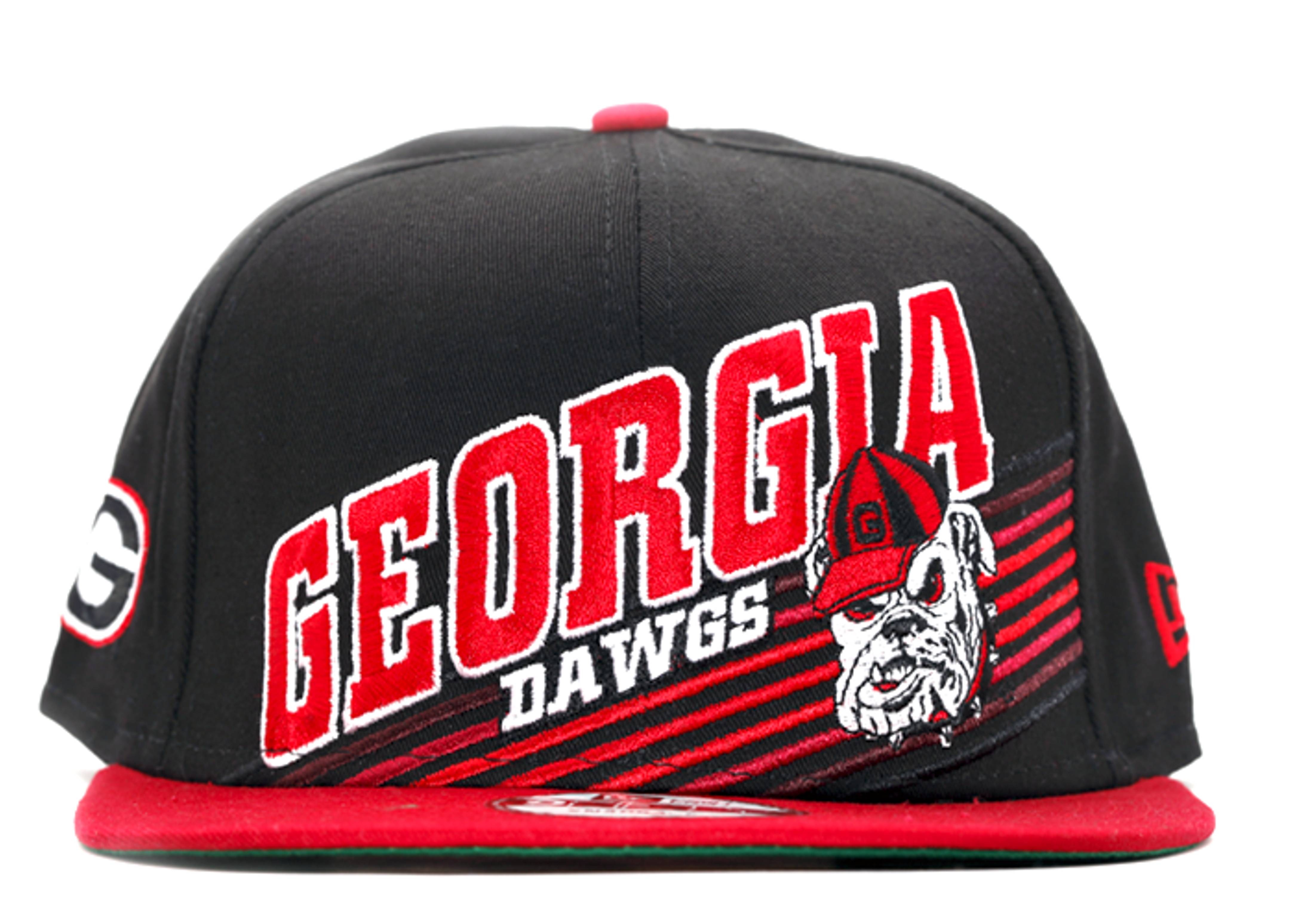 geogia bulldogs snap-back