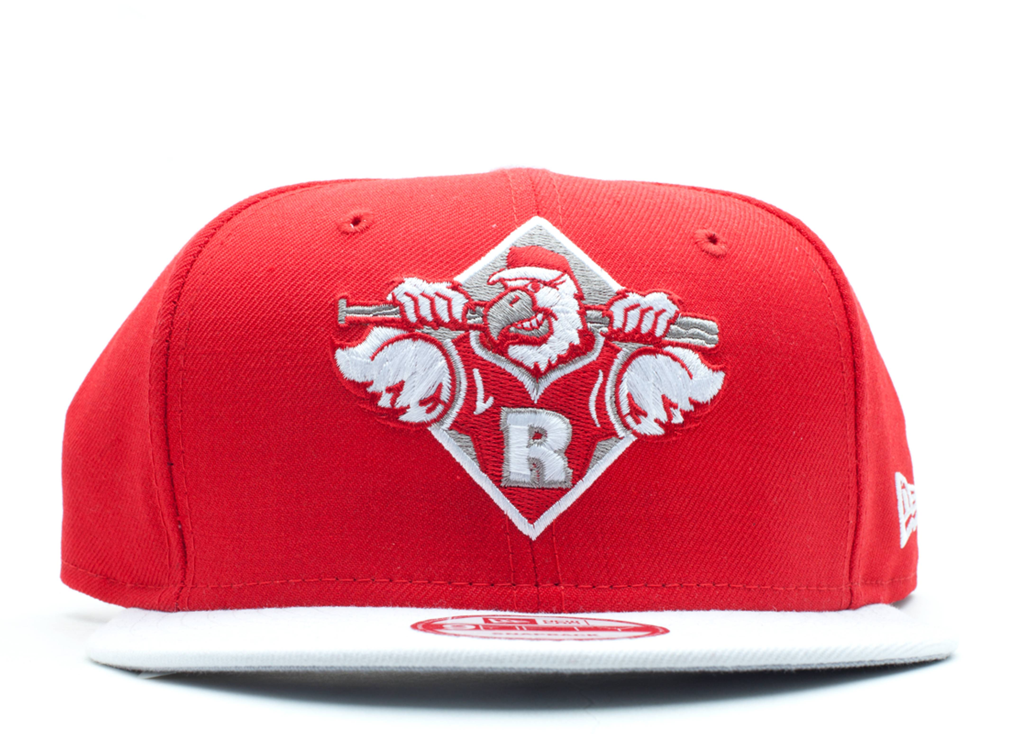 rochester red wings snap-back