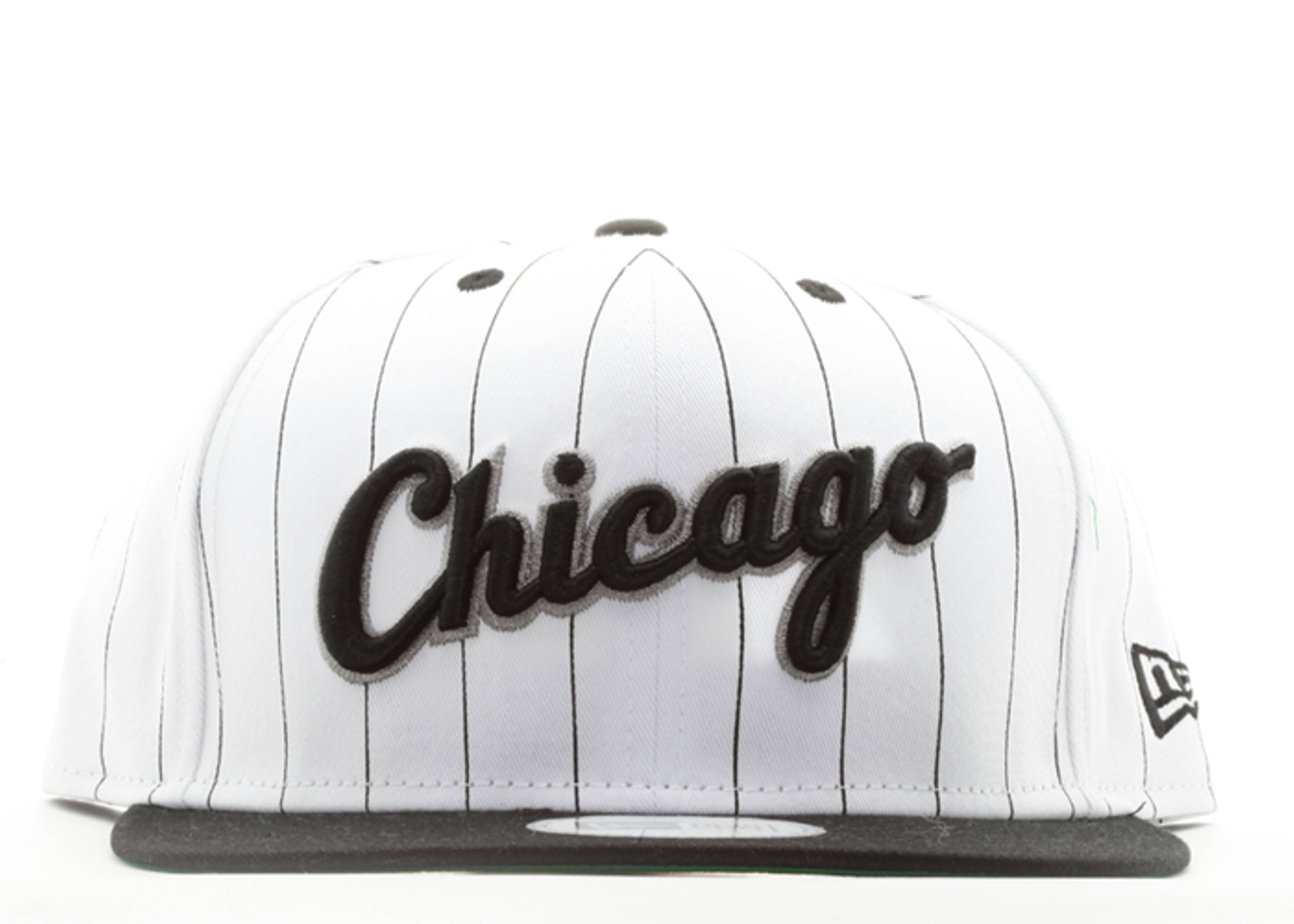 """chicago white sox snap-back """"pinstripe"""""""