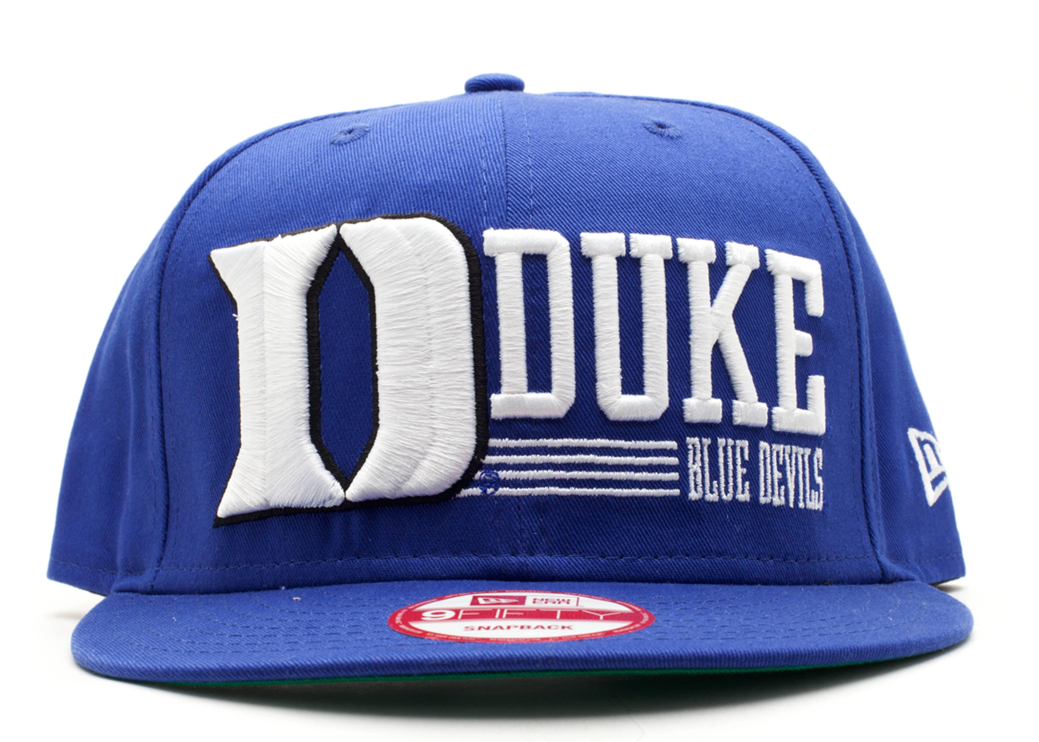 duke blue devils snap-back