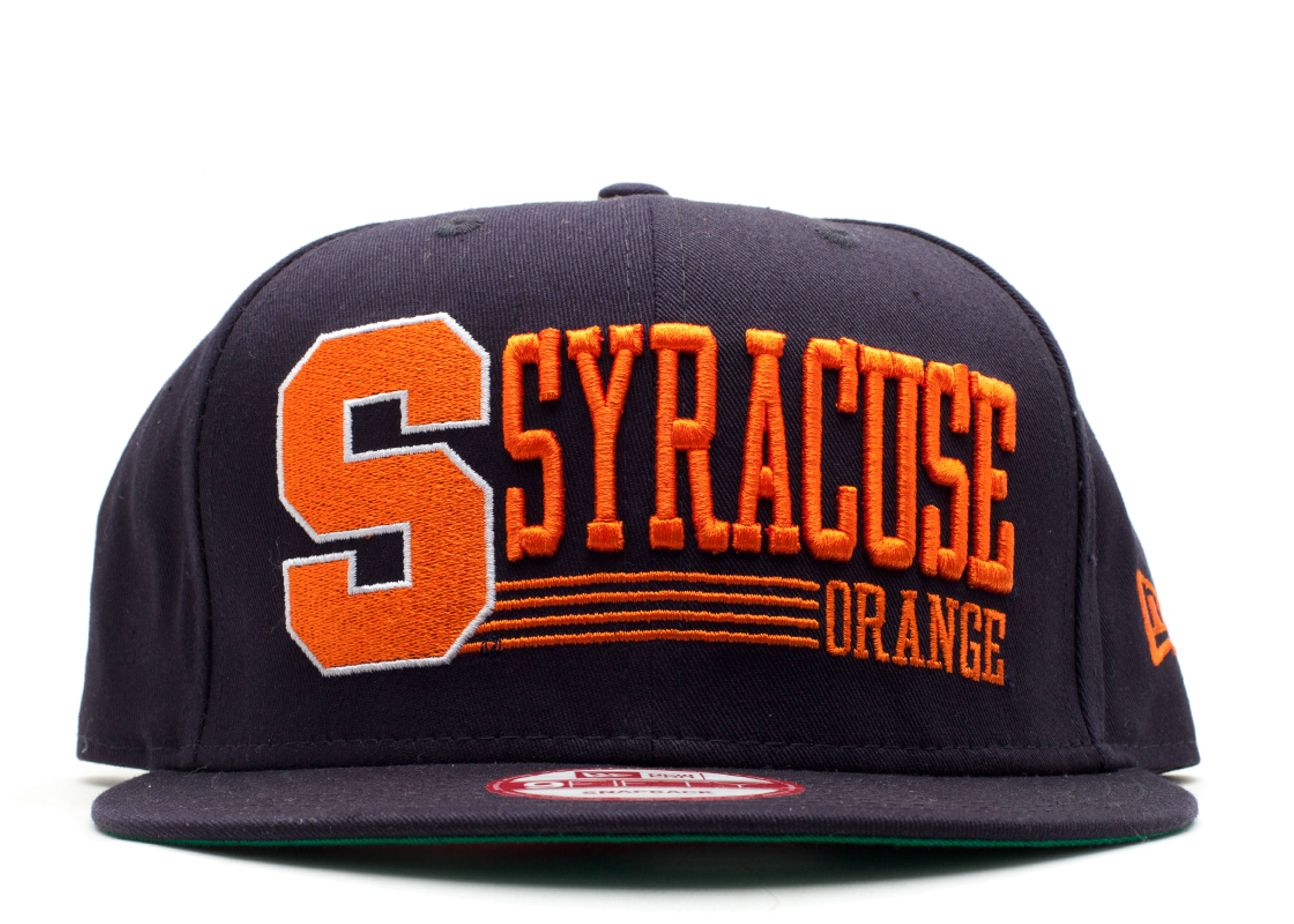 syracuse orangemen snap-back