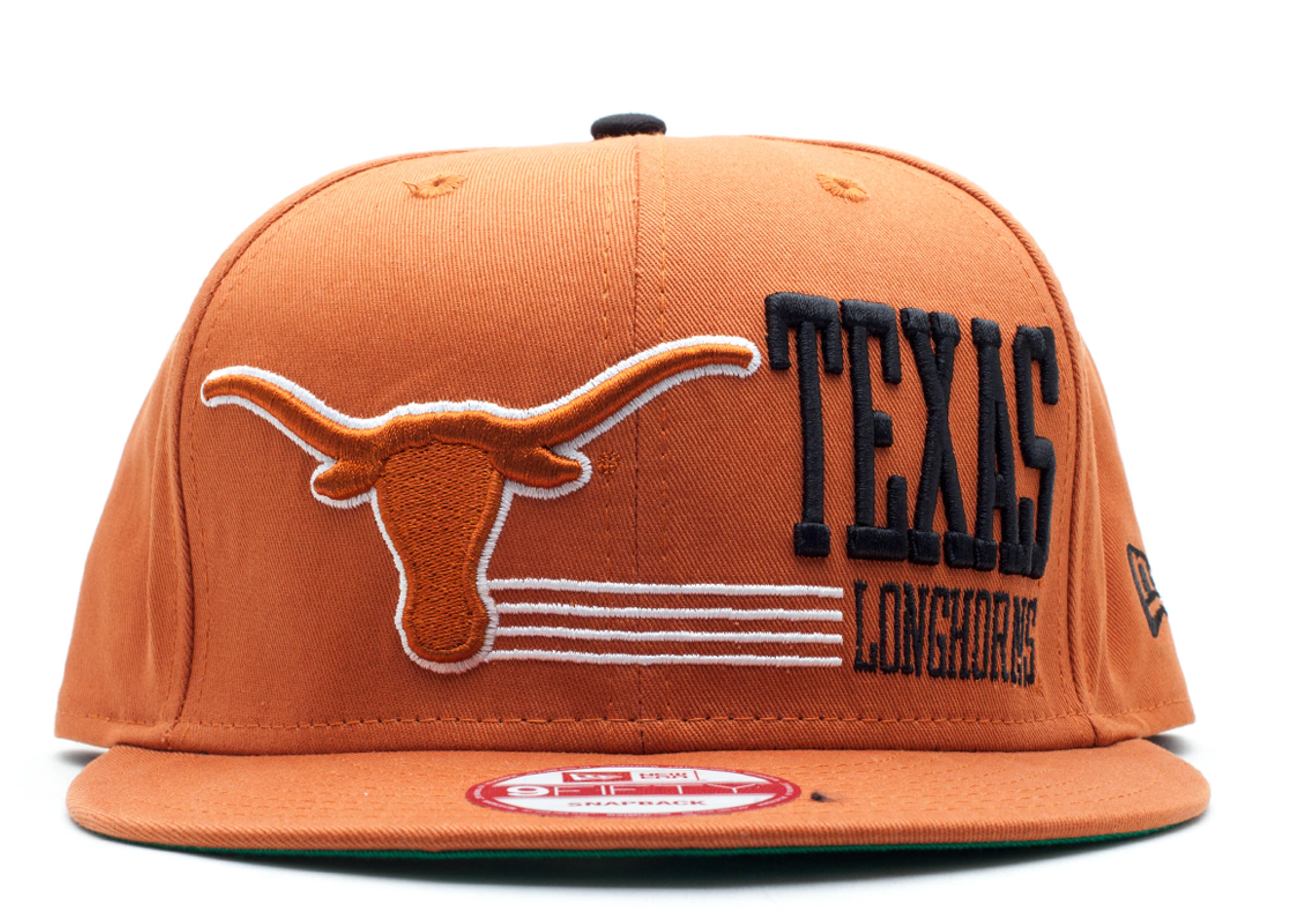 texas longhorns snap-back