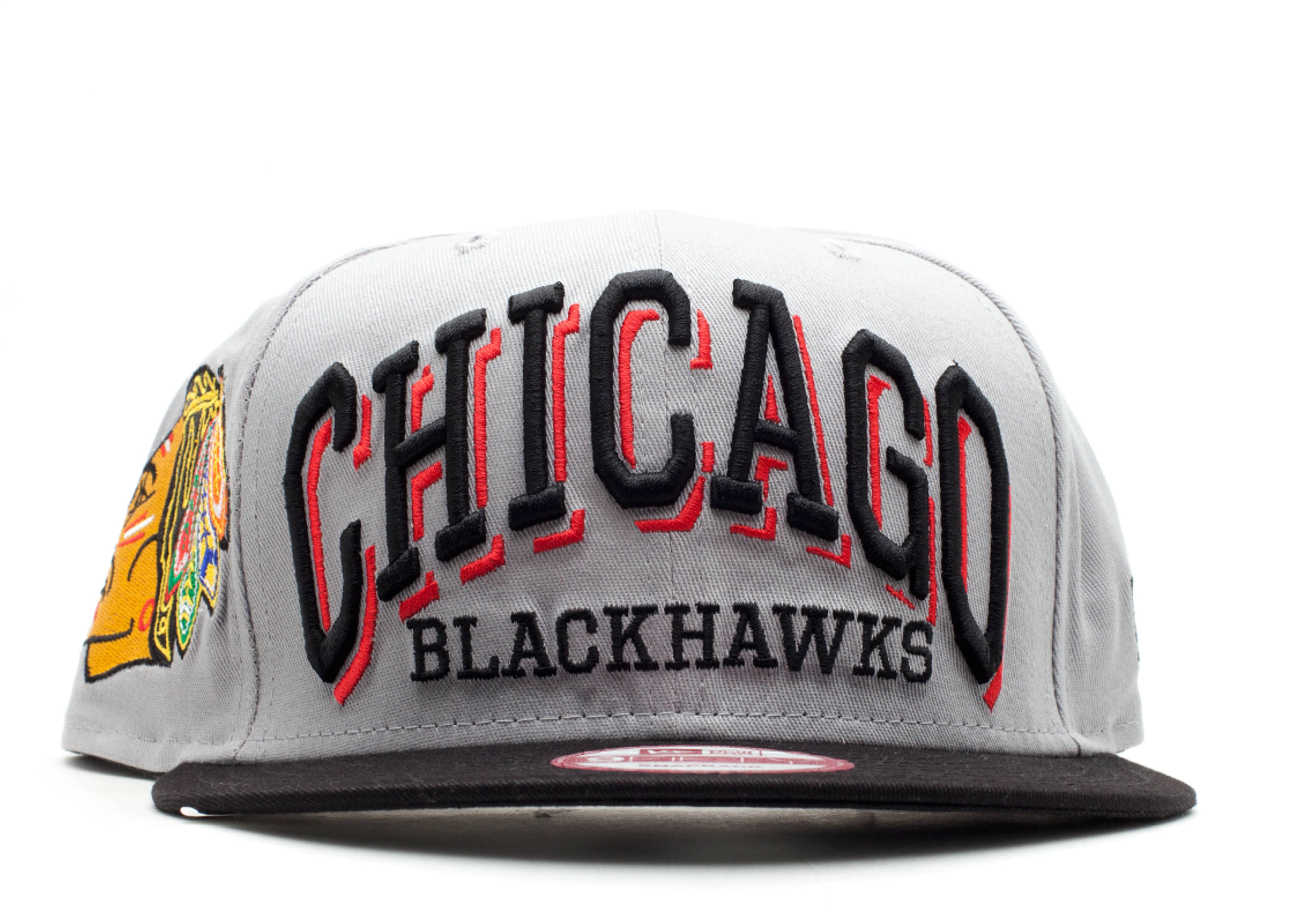 chicago blackhawks snap-back