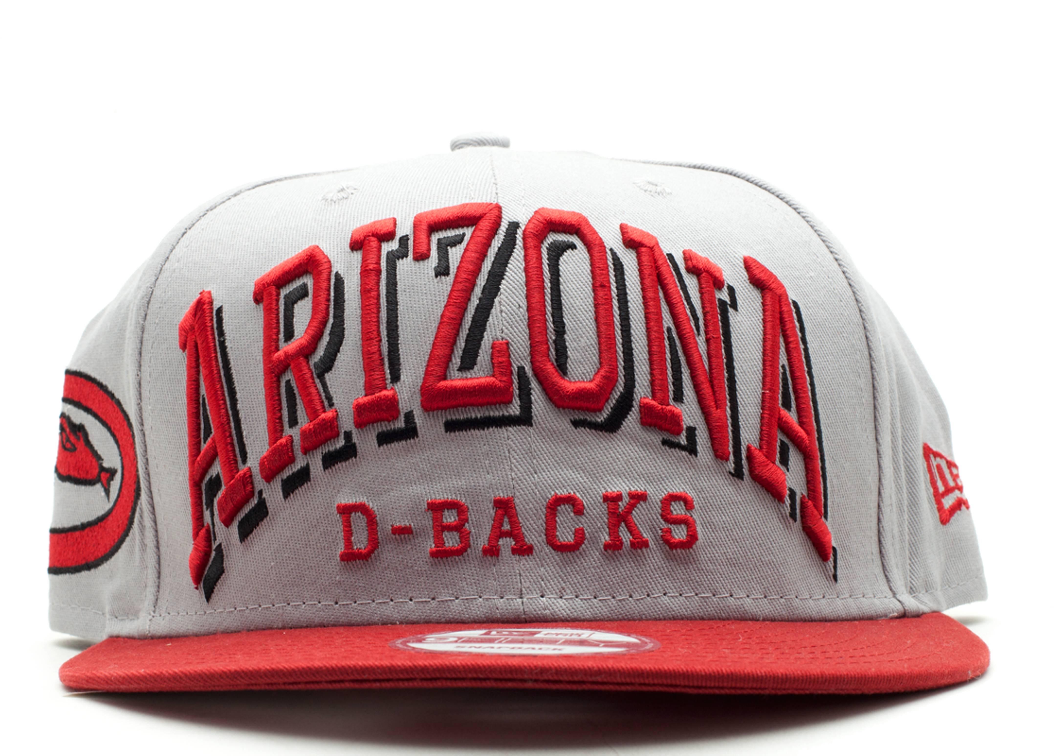 arizona diamondbacks snap-back