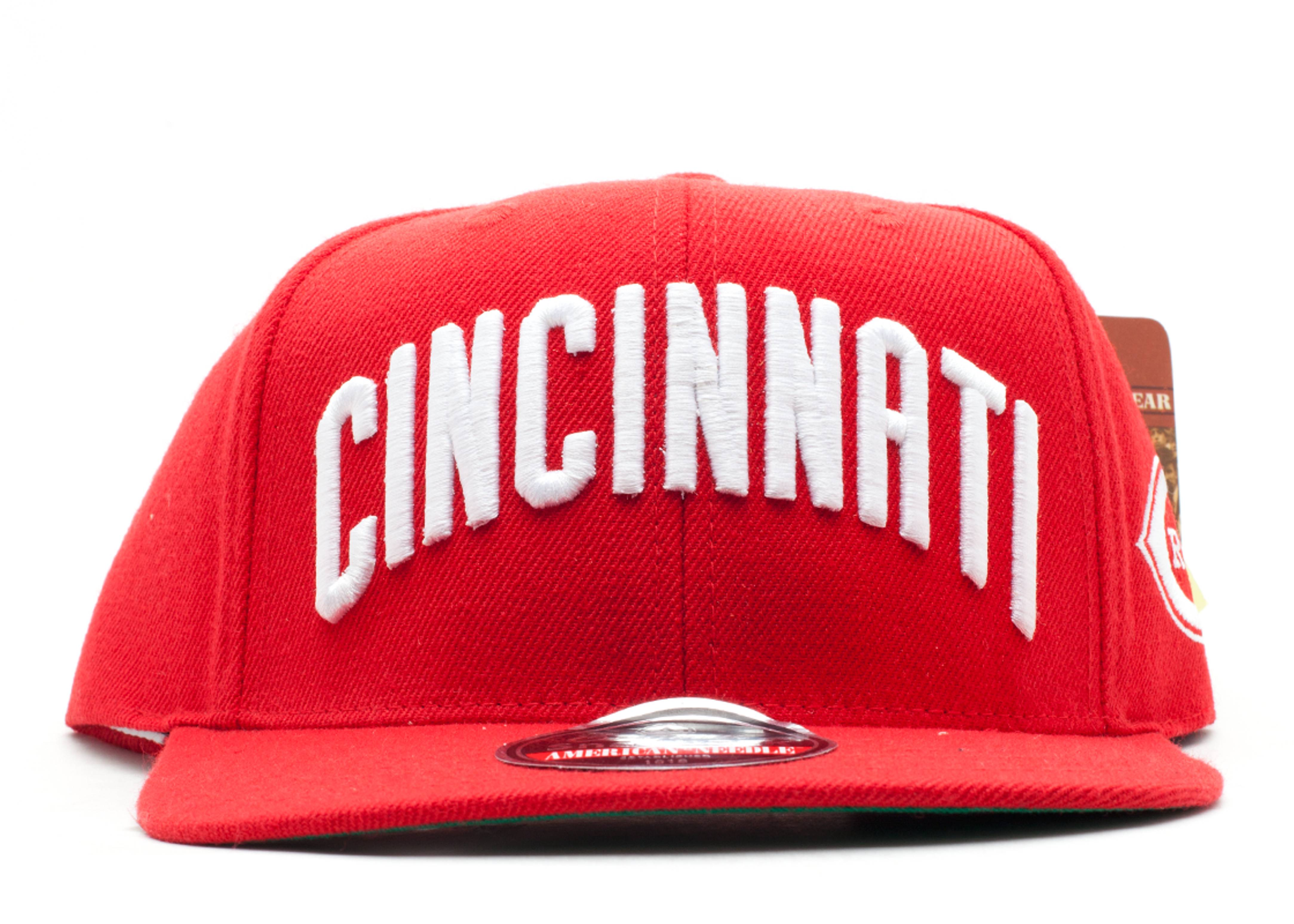 cincinnati reds snap-back