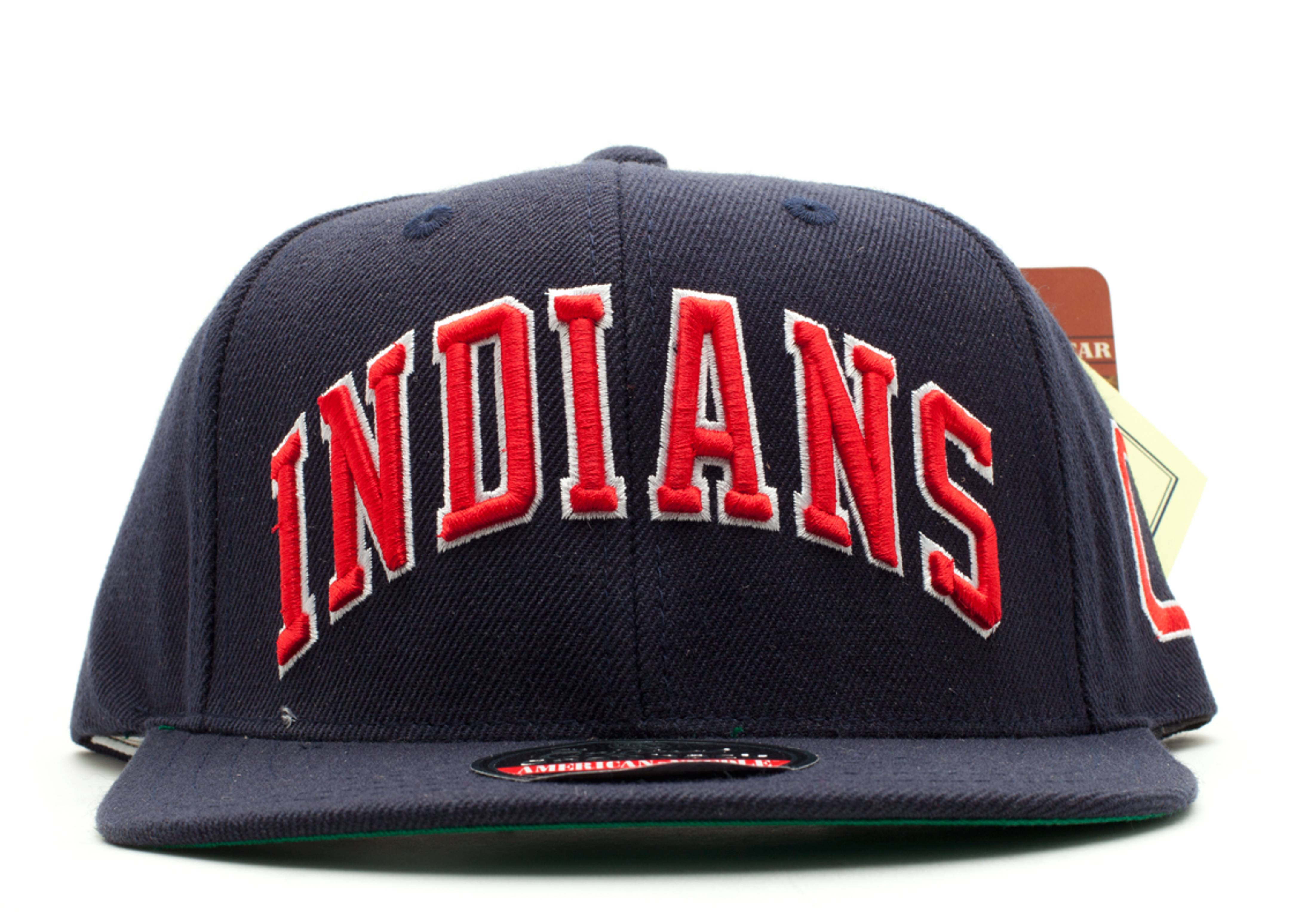 cleveland indians snap-back
