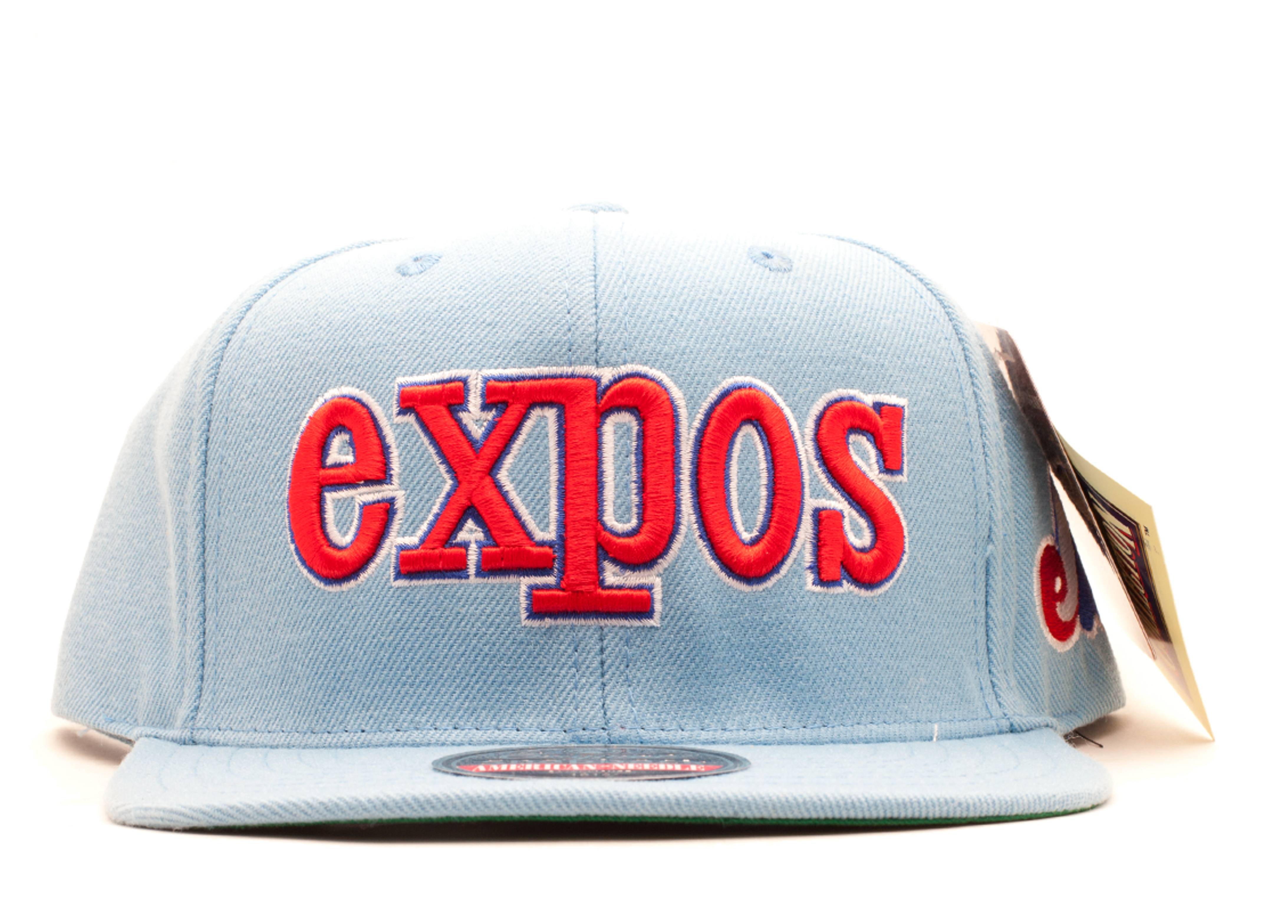 montreal expos snap-back