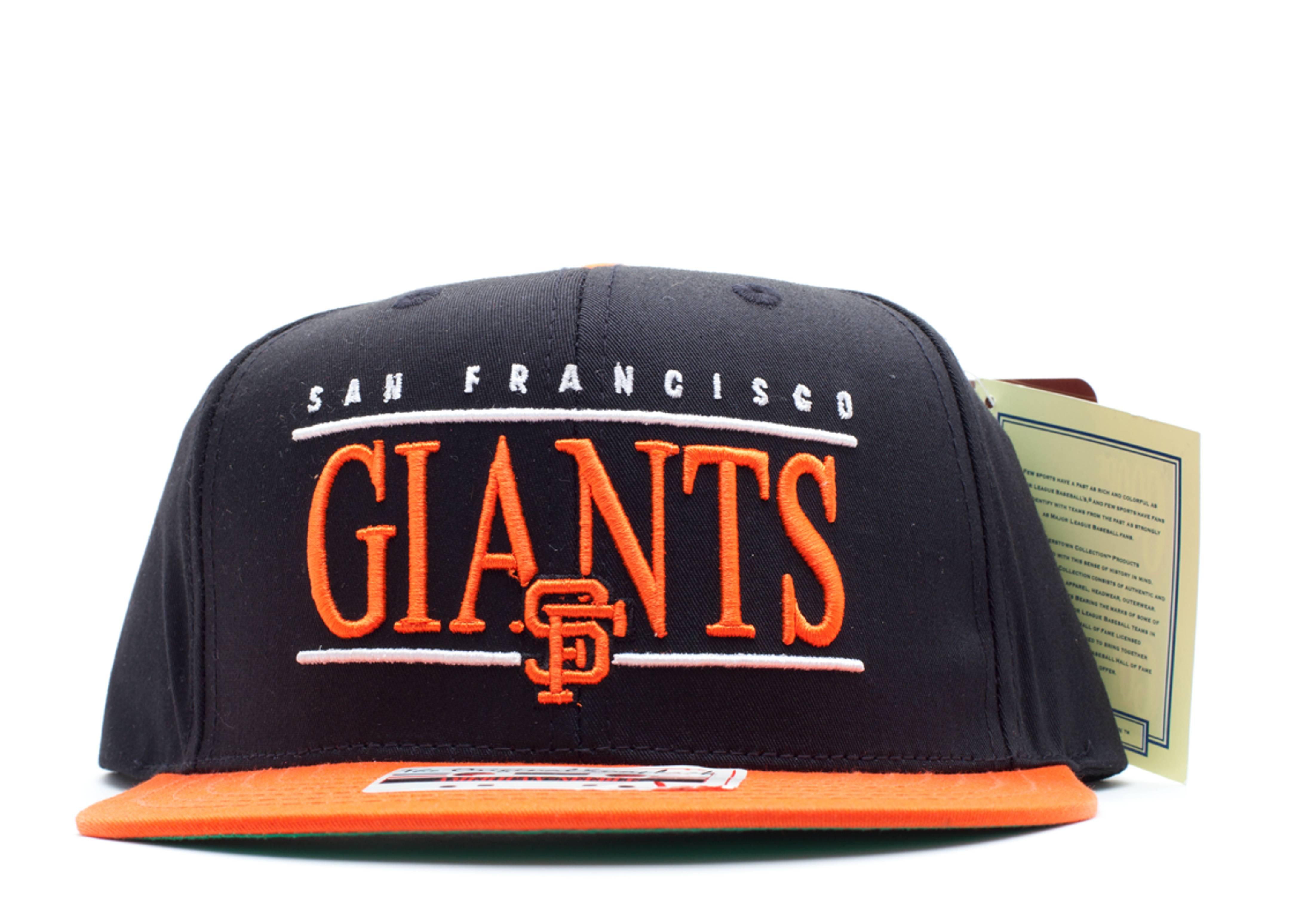 san francisco giants snap-back