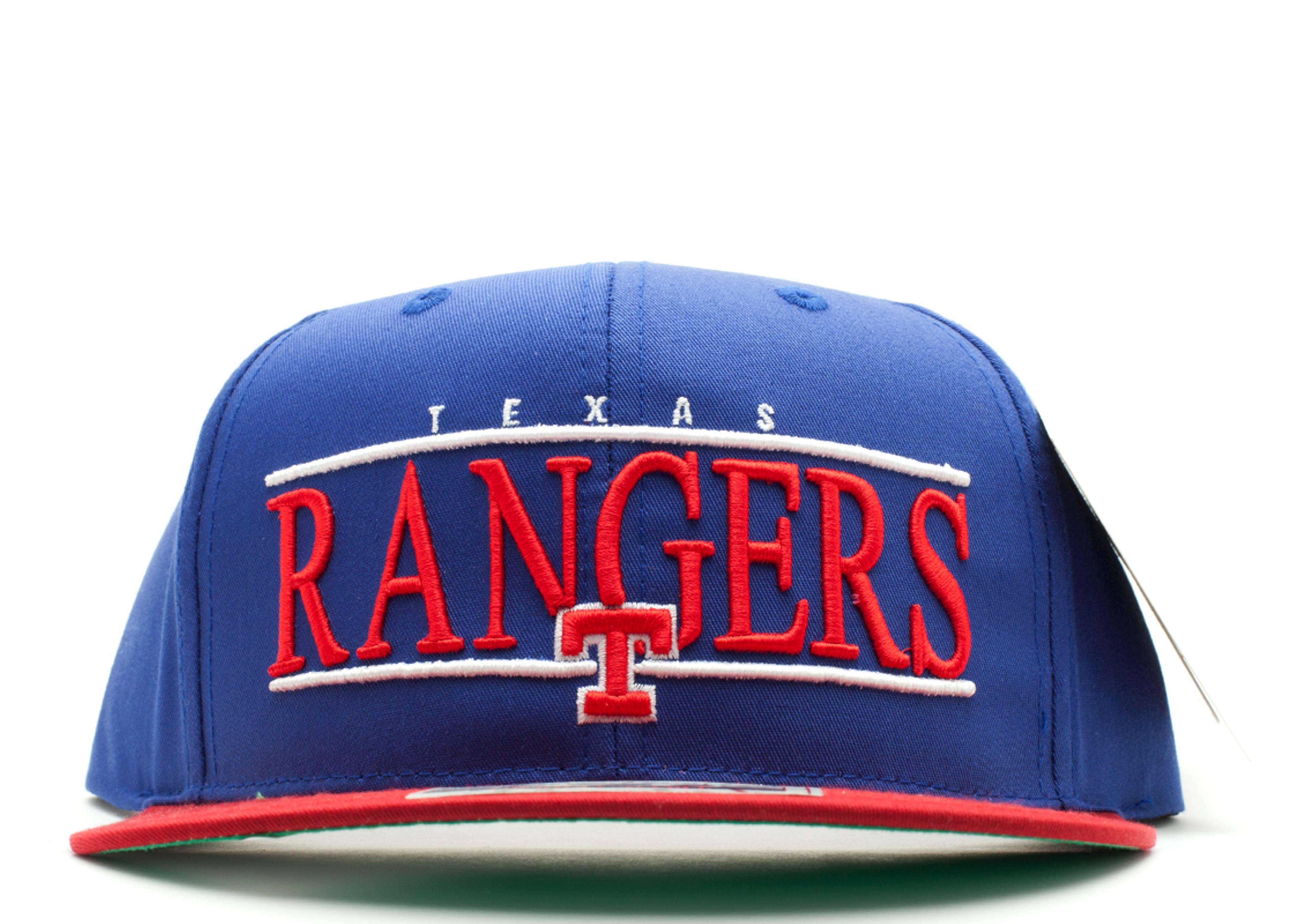texas rangers snap-back
