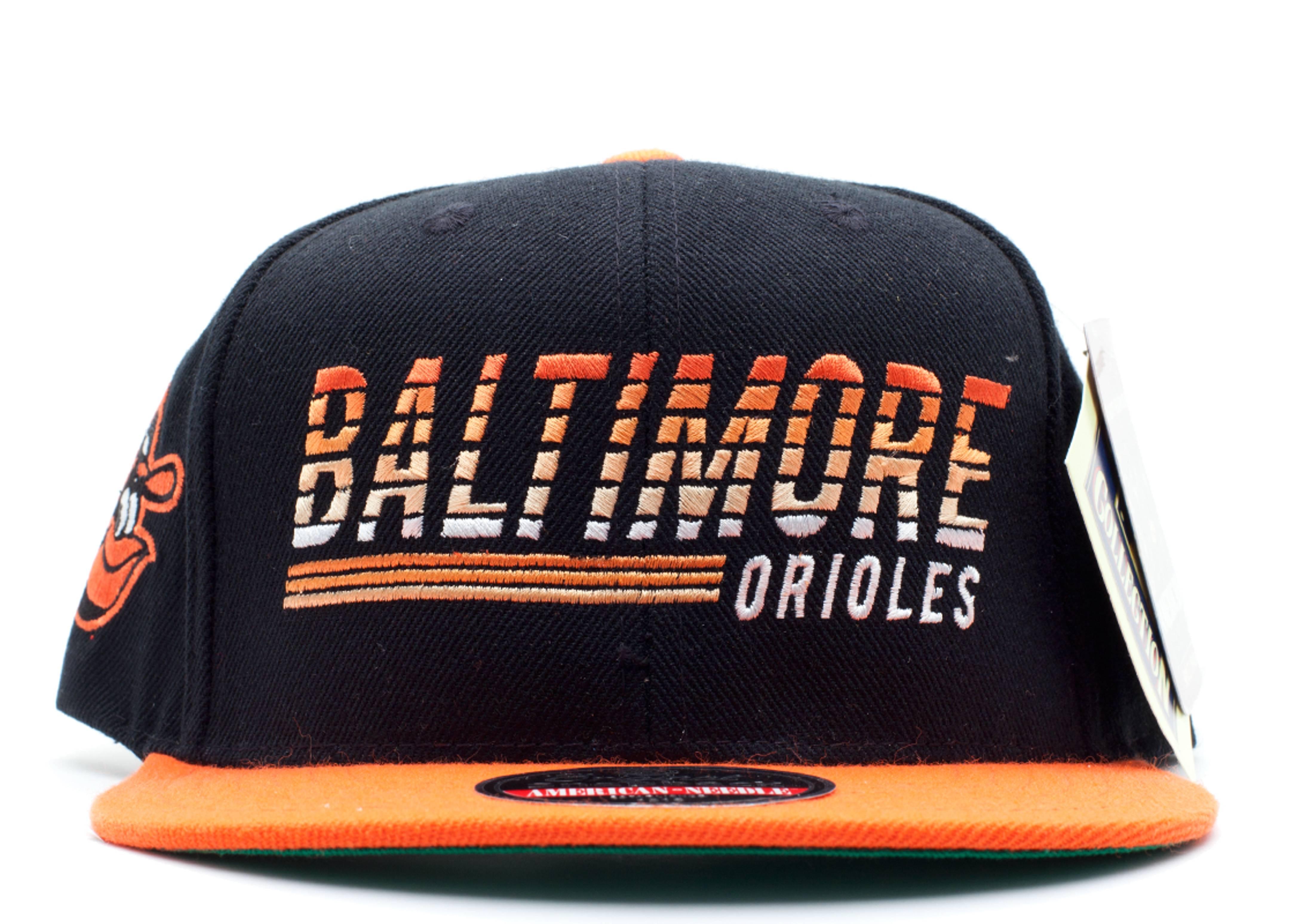 baltimore orioles snap-back