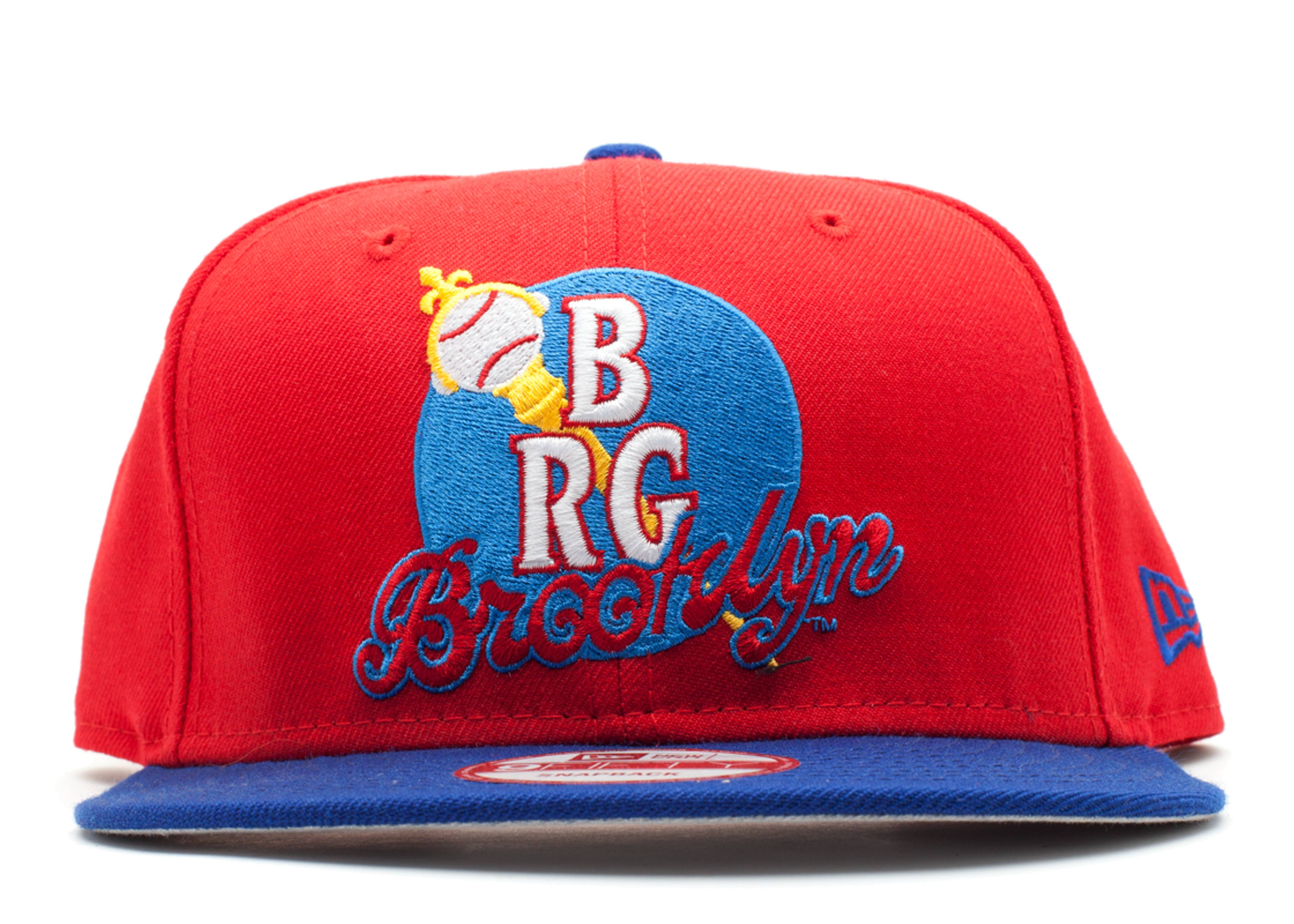 brooklyn royal giants snap-back