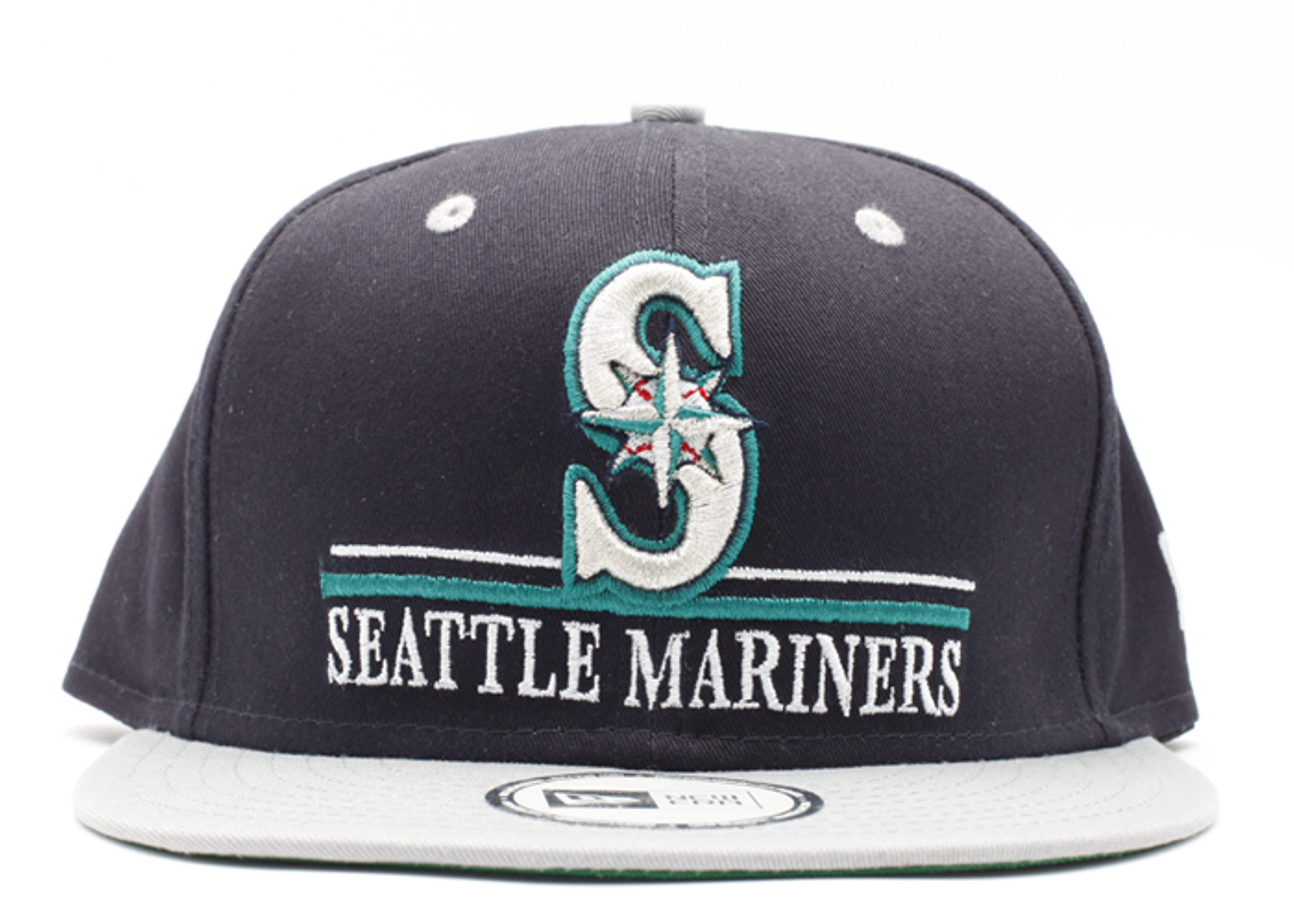 "seattle mariners snap-back ""underline"""