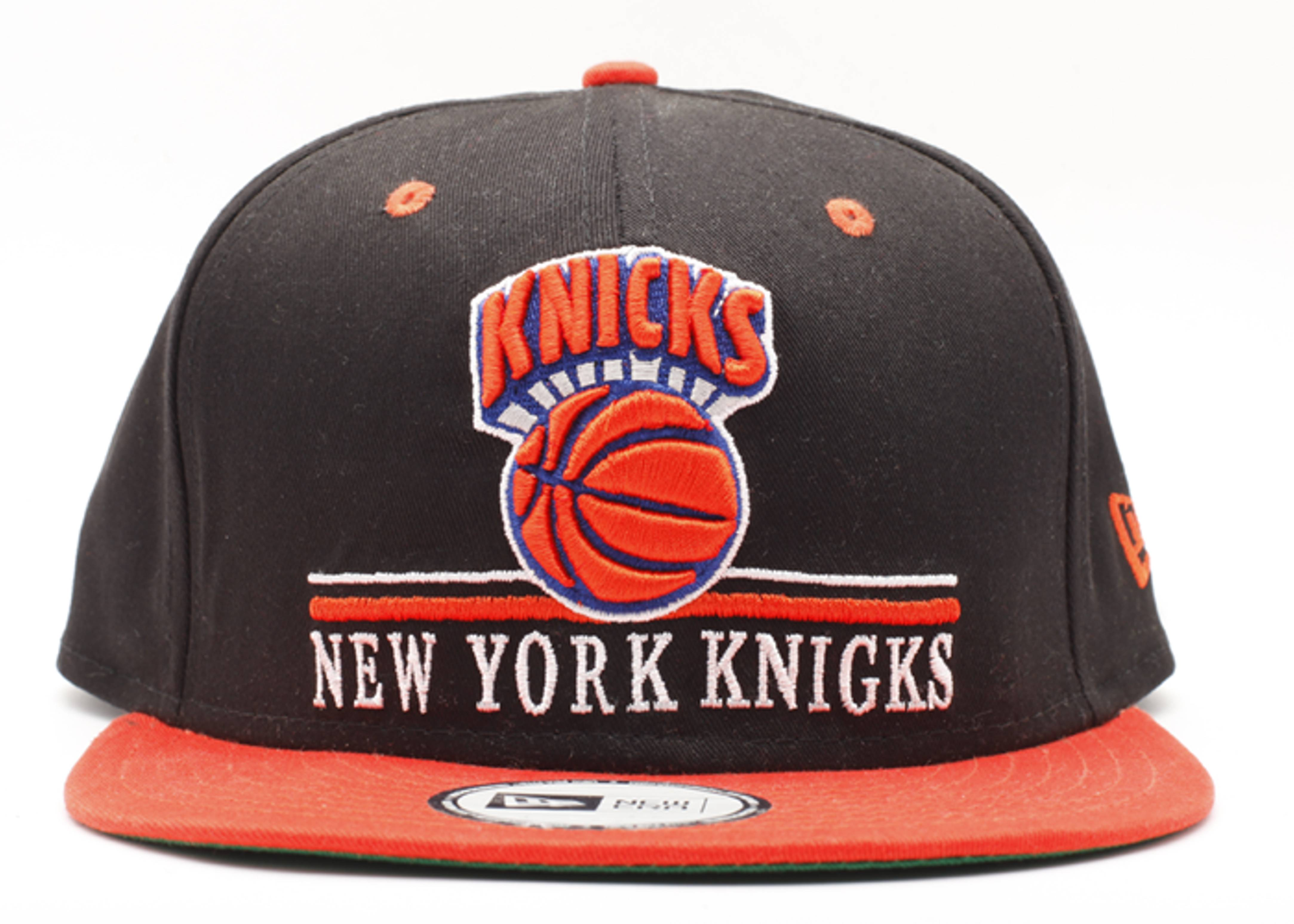 "new york knicks snap-back ""underline"""