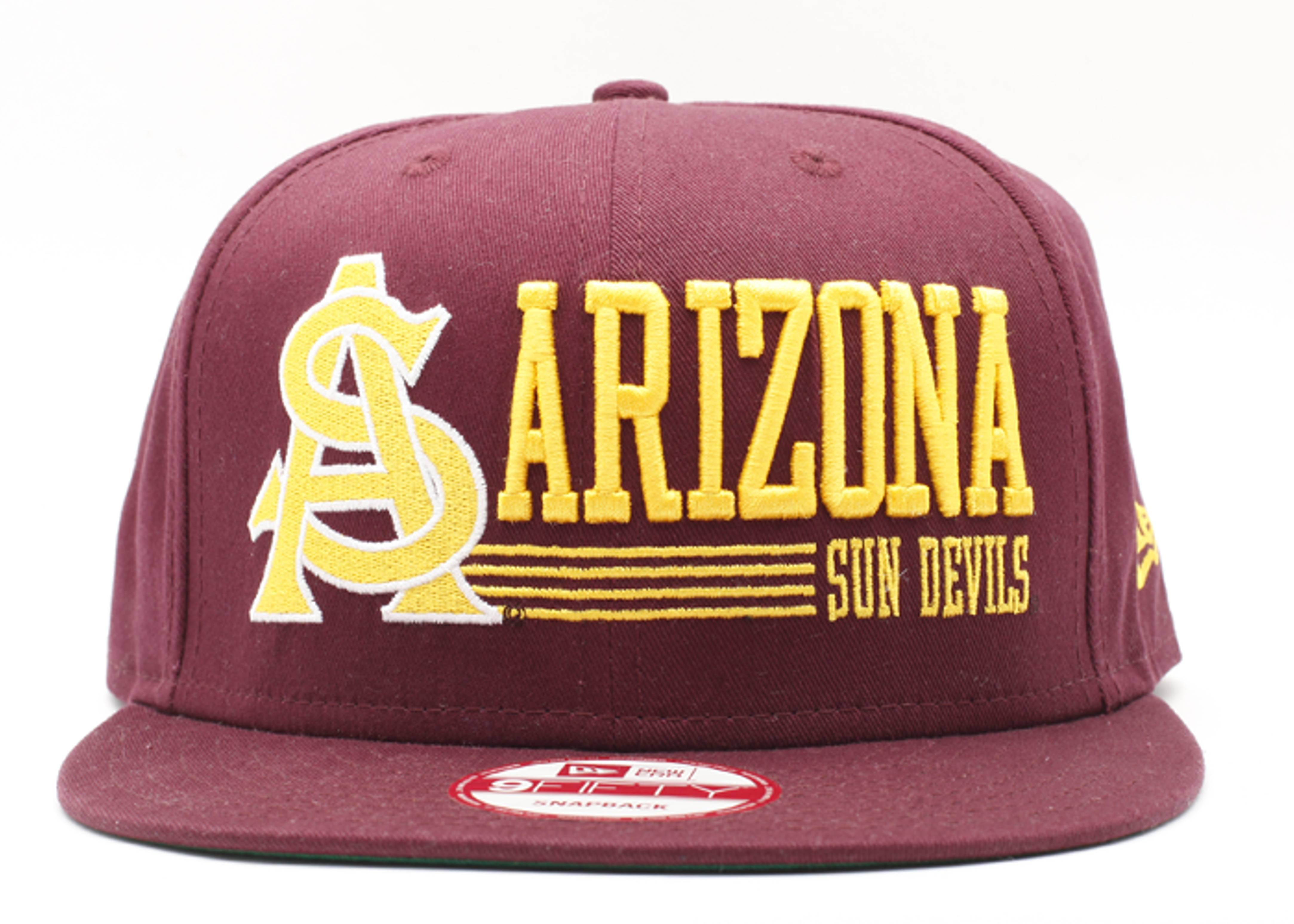 arizona sun devils snap-back