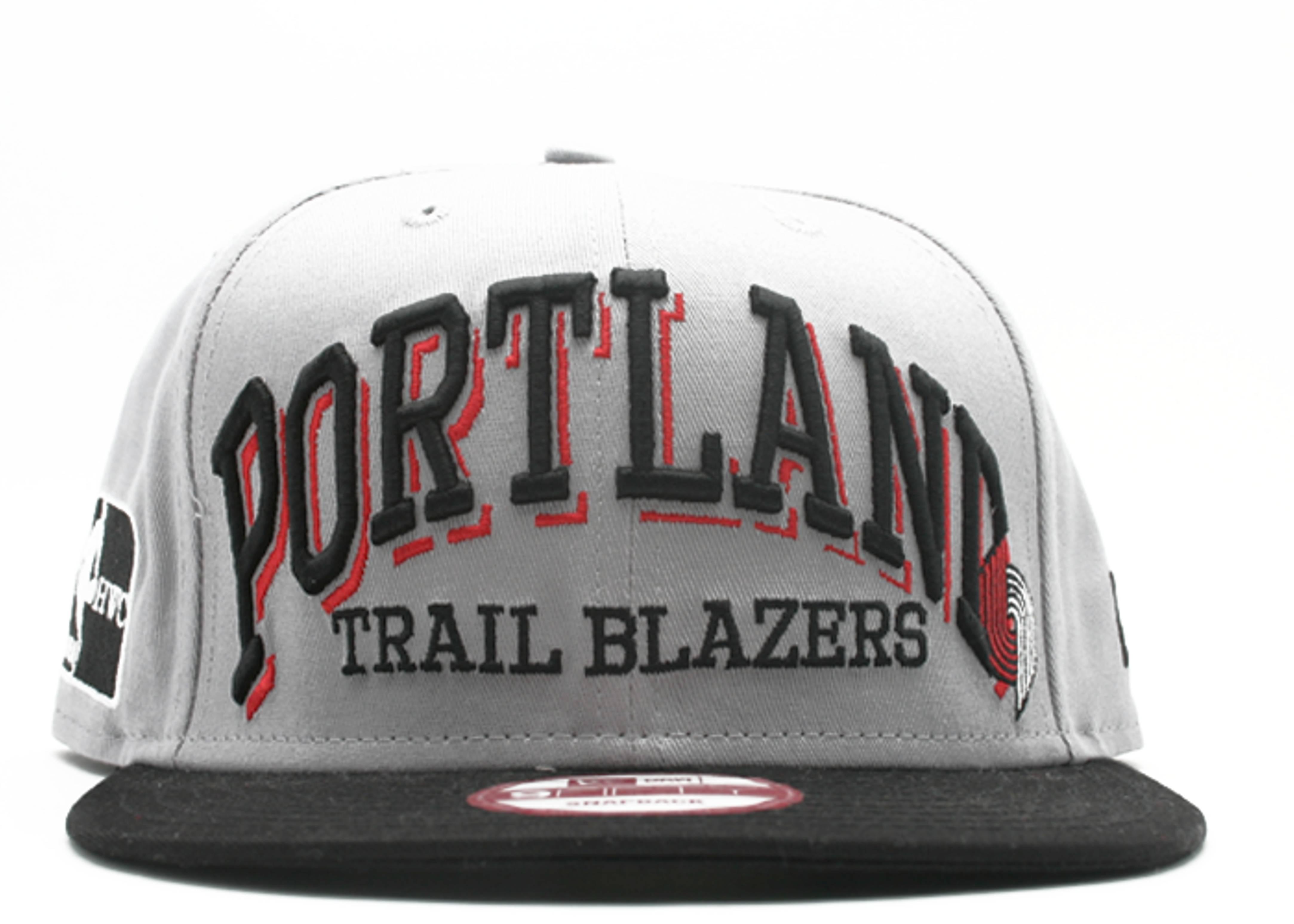 portland trailblazers snap-back